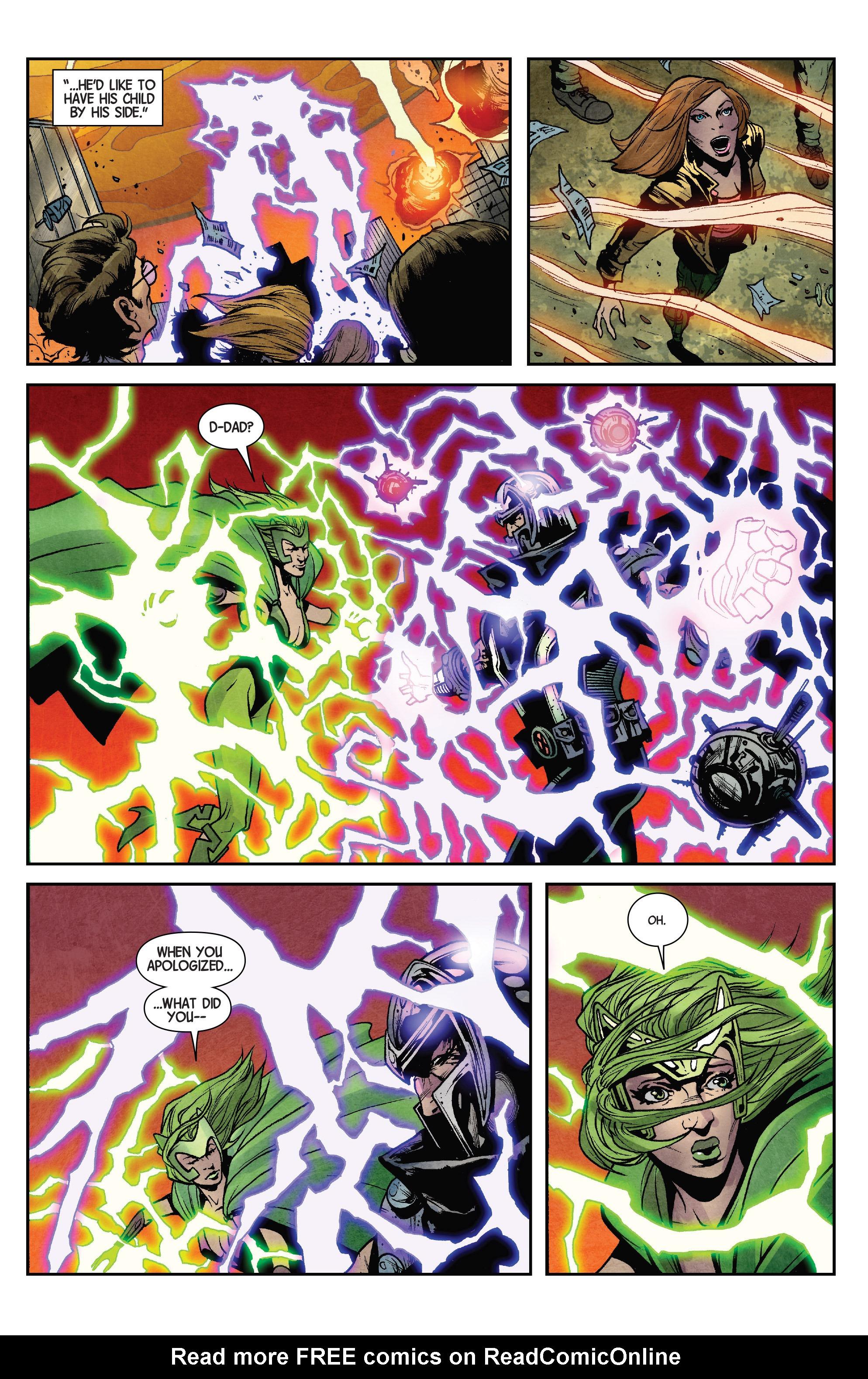 Read online Secret Wars: Last Days of the Marvel Universe comic -  Issue # TPB (Part 1) - 192