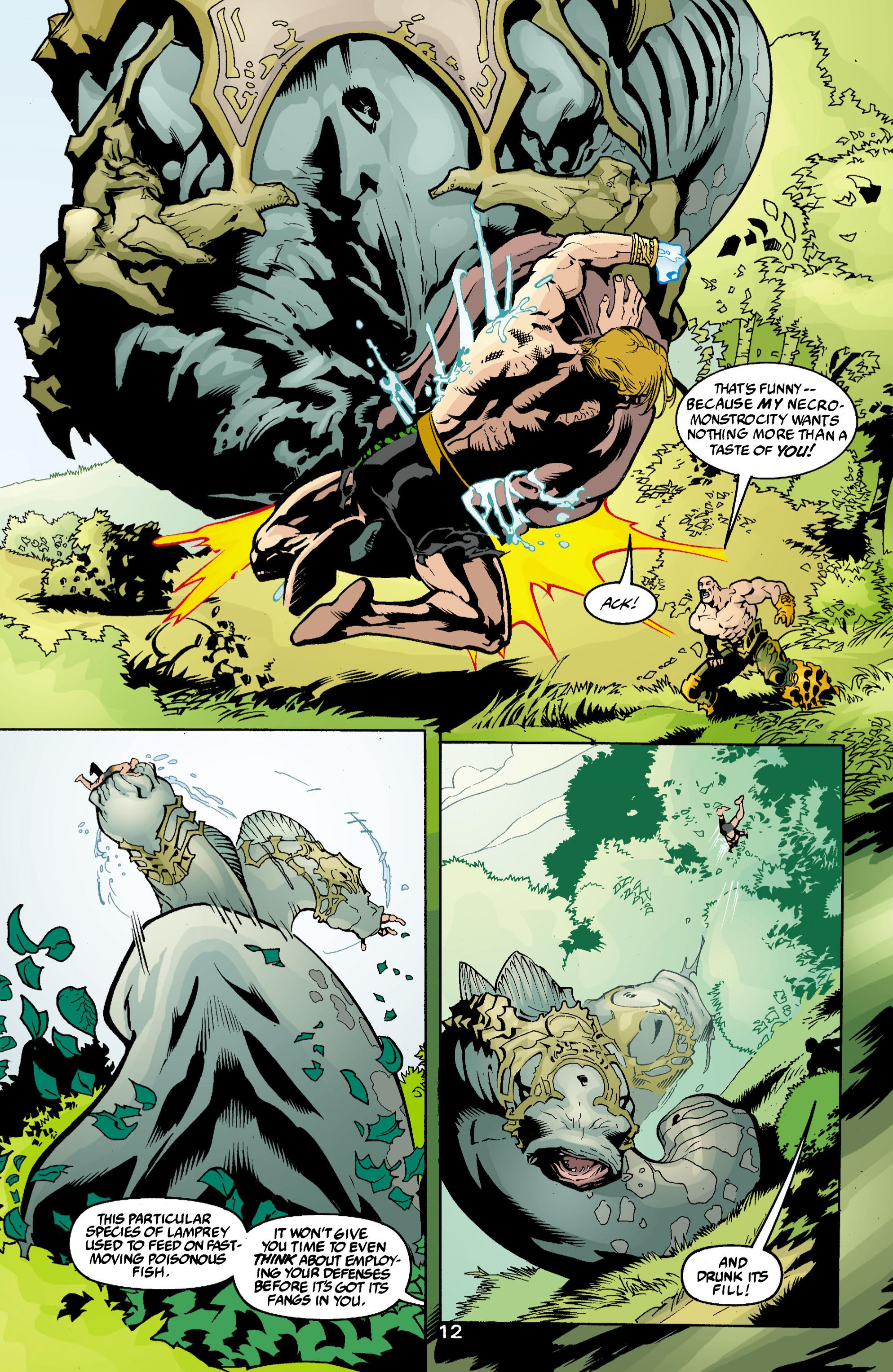 Read online Aquaman (2003) comic -  Issue #3 - 12