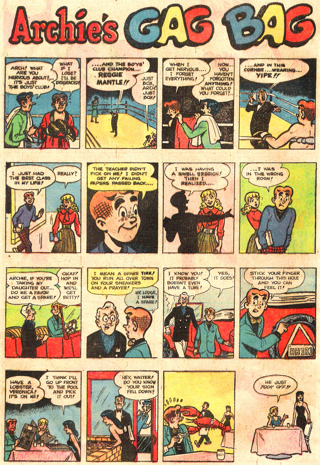 Read online Archie (1960) comic -  Issue #250 - 8