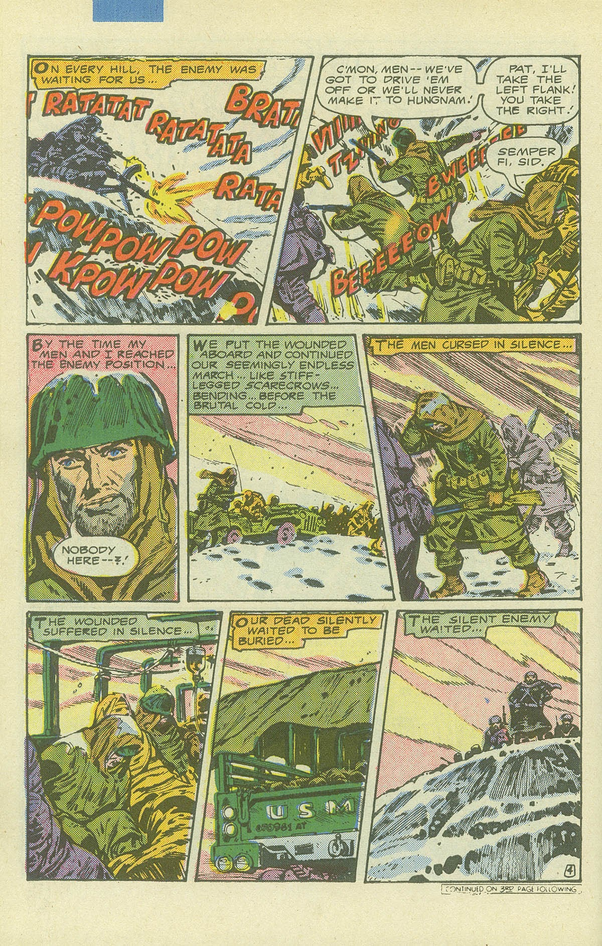 Read online Sgt. Rock comic -  Issue #411 - 27