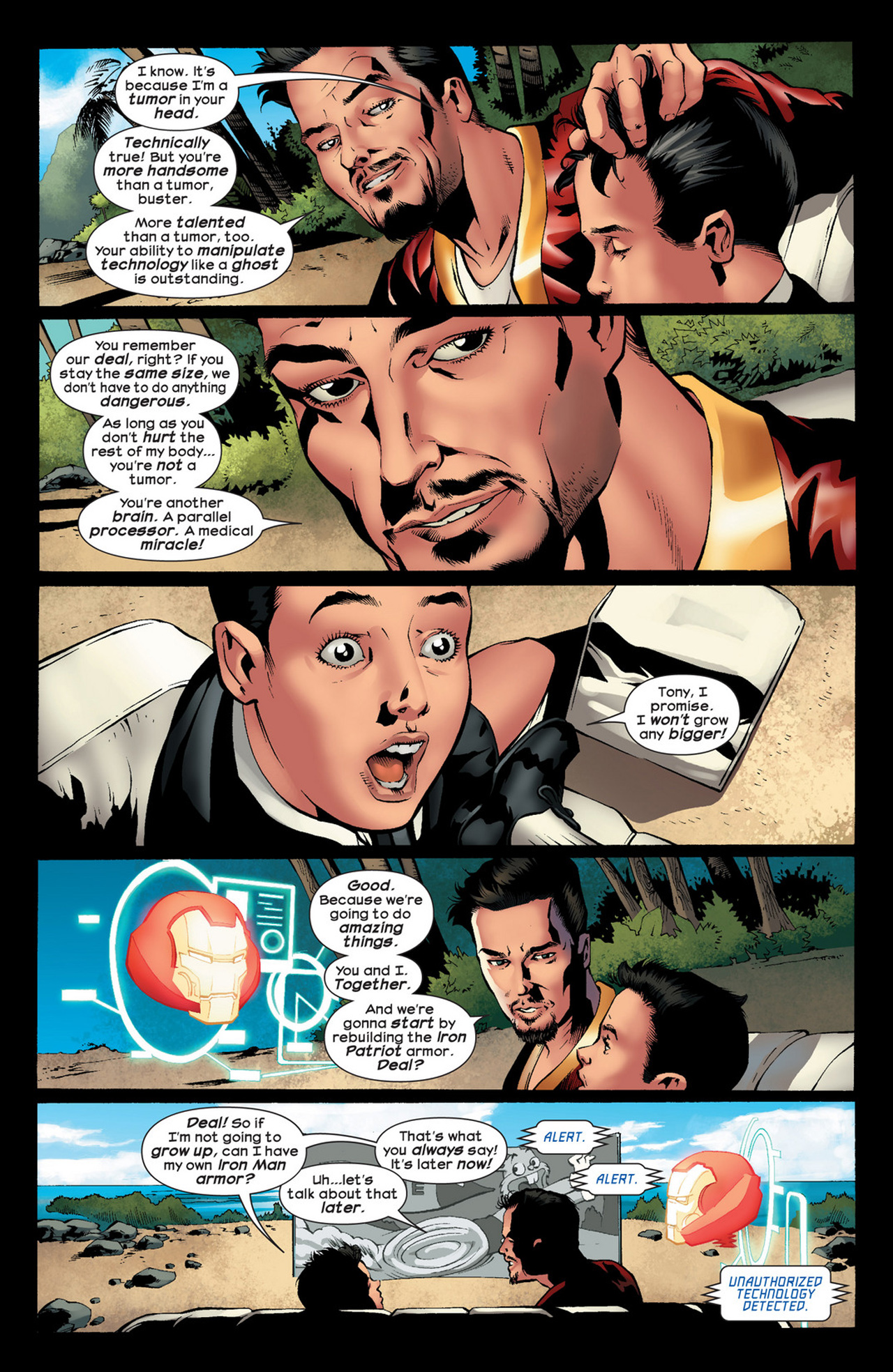 Read online Ultimate Comics Ultimates comic -  Issue #22 - 18