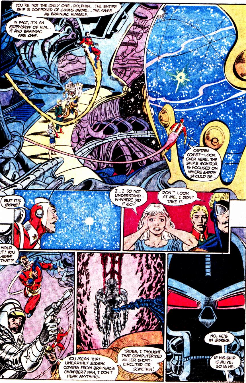 Crisis on Infinite Earths (1985) 12 Page 2