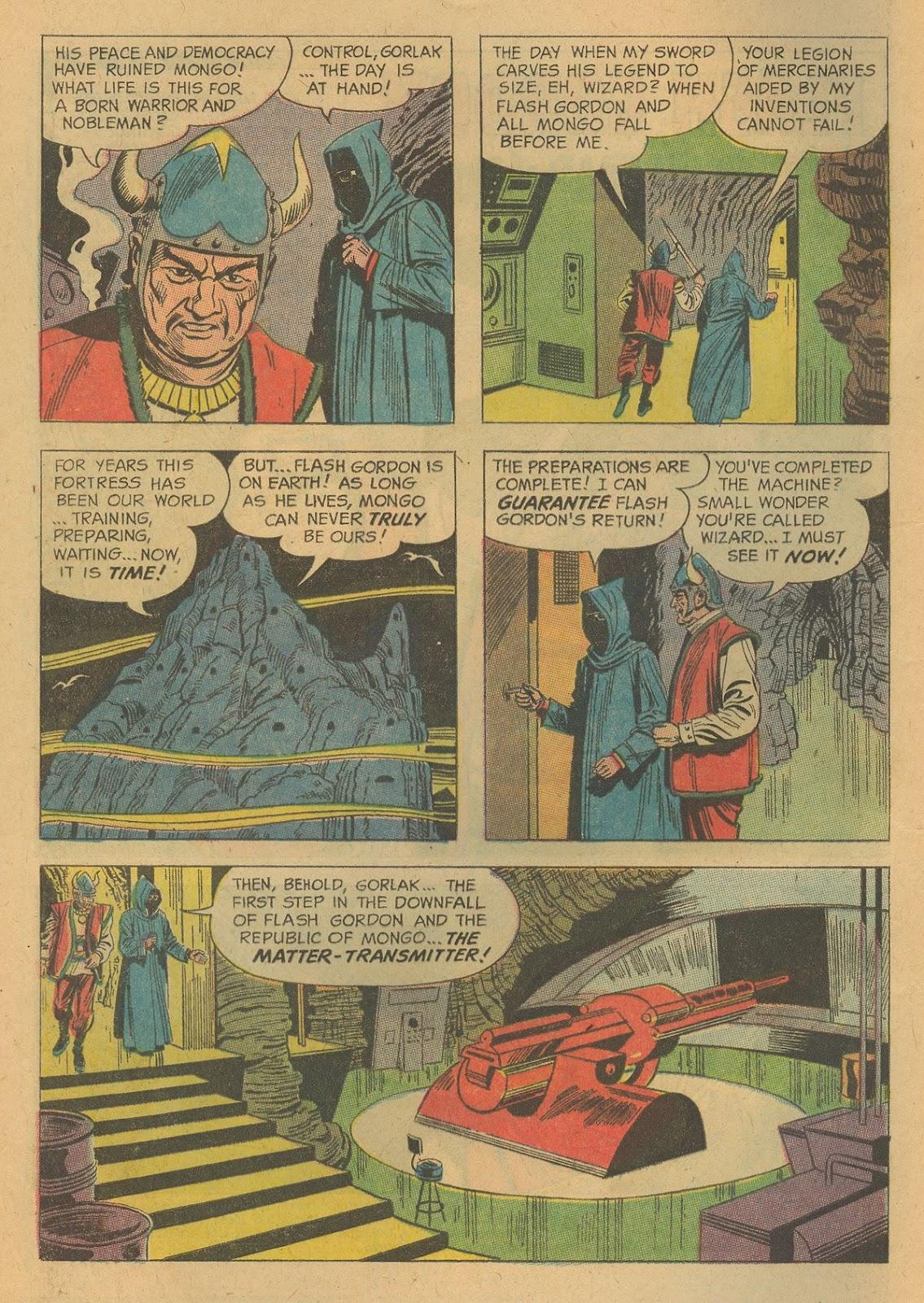 Flash Gordon (1966) issue 2 - Page 4