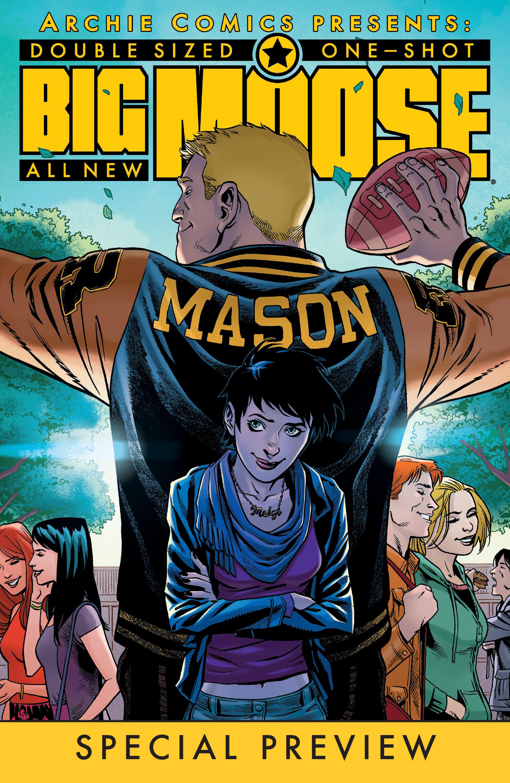 Read online Jughead (2015) comic -  Issue #15 - 23