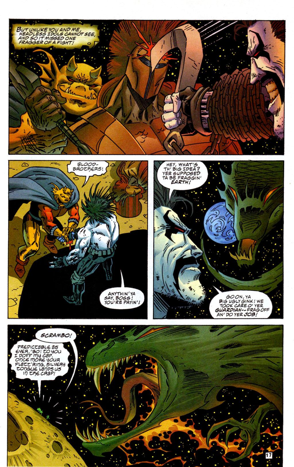 Read online Lobo/Demon: Hellowe'en comic -  Issue # Full - 18