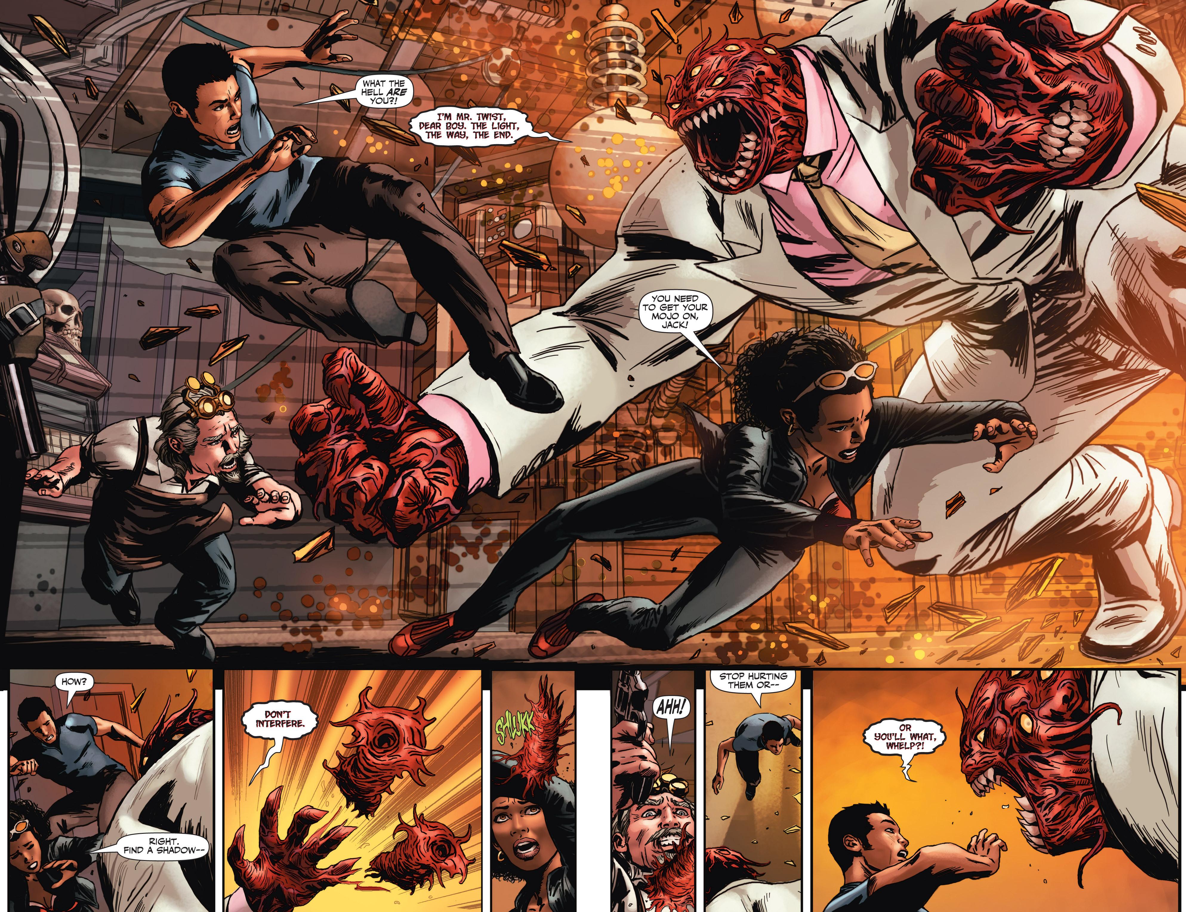 Read online Shadowman (2012) comic -  Issue #3 - 4