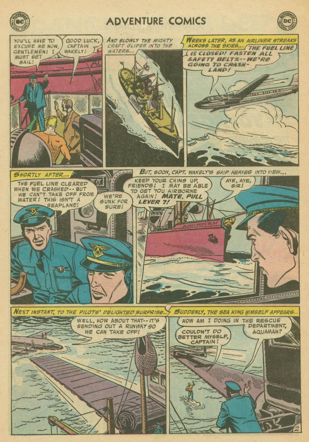 Read online Adventure Comics (1938) comic -  Issue #239 - 28