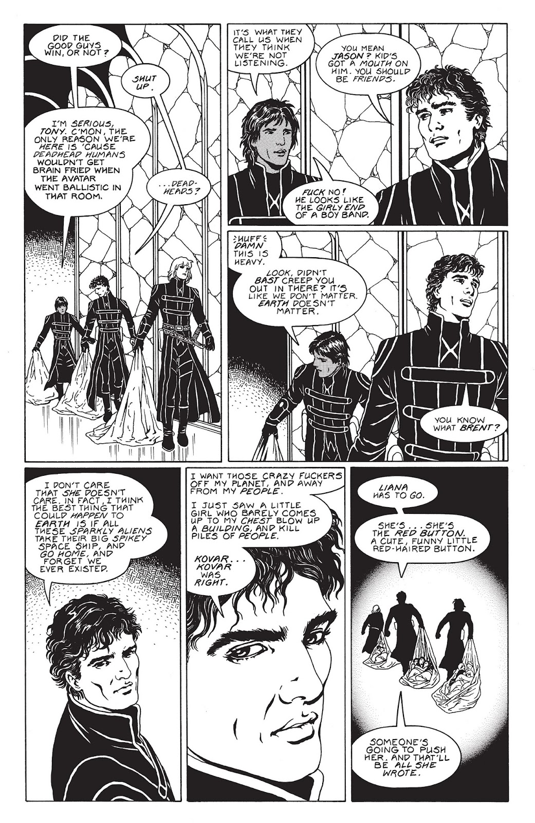 A Distant Soil (1991) issue 42 - Page 7