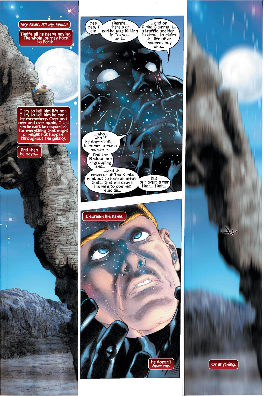 Captain Marvel (2002) Issue #1 #1 - English 22