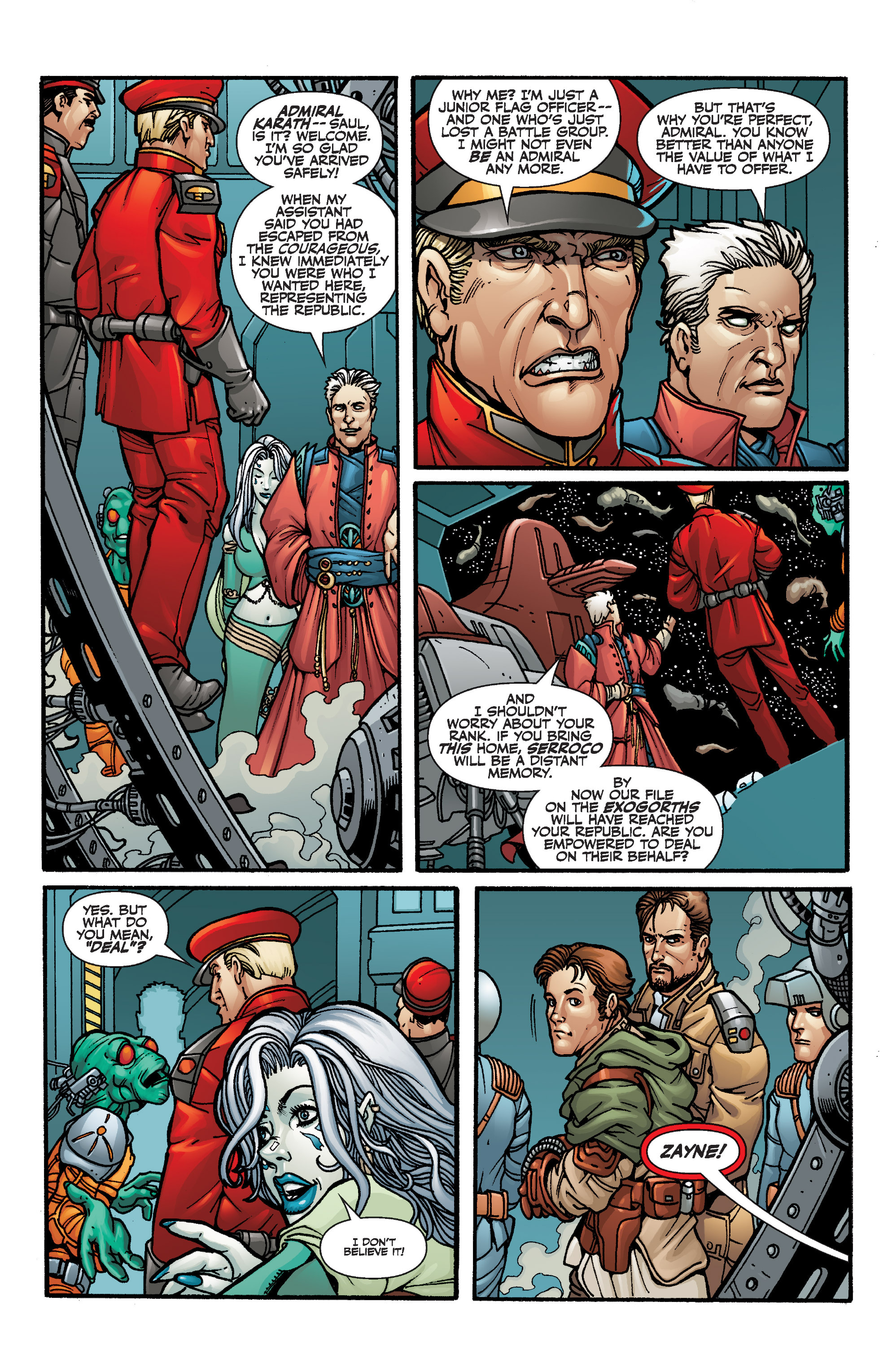 Read online Star Wars Omnibus comic -  Issue # Vol. 32 - 12