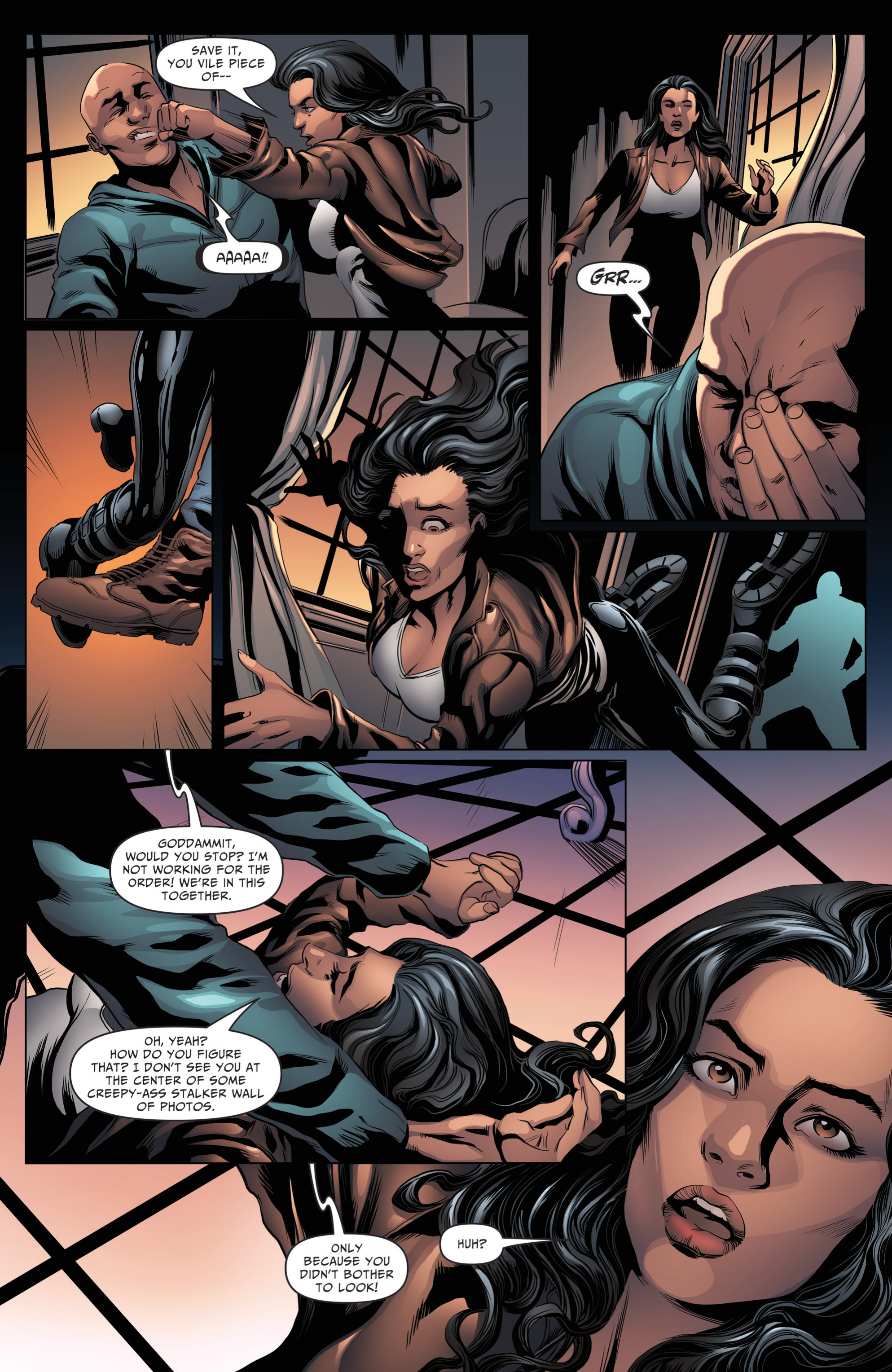 Read online Grimm Fairy Tales: Day of the Dead comic -  Issue #4 - 6