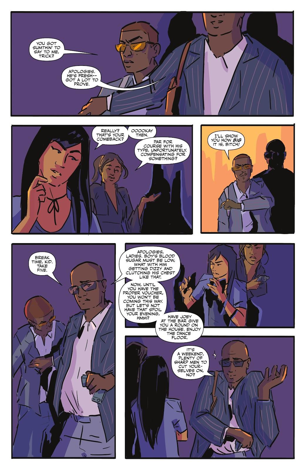Read online Black (AF): Devil's Dye comic -  Issue #2 - 6