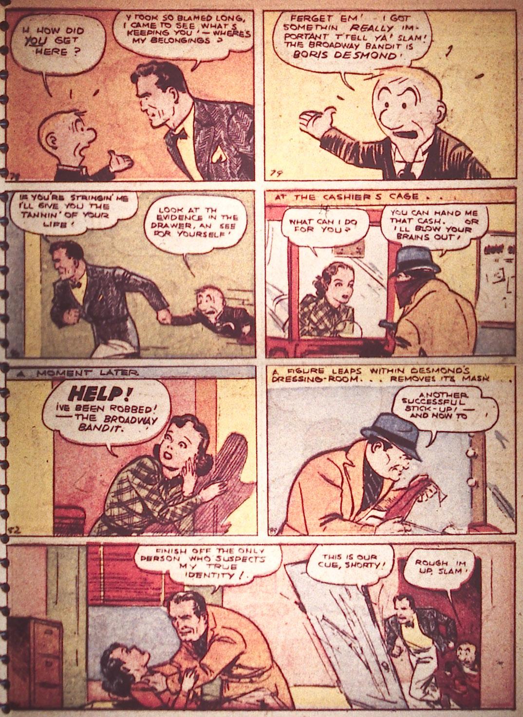 Read online Detective Comics (1937) comic -  Issue #16 - 65