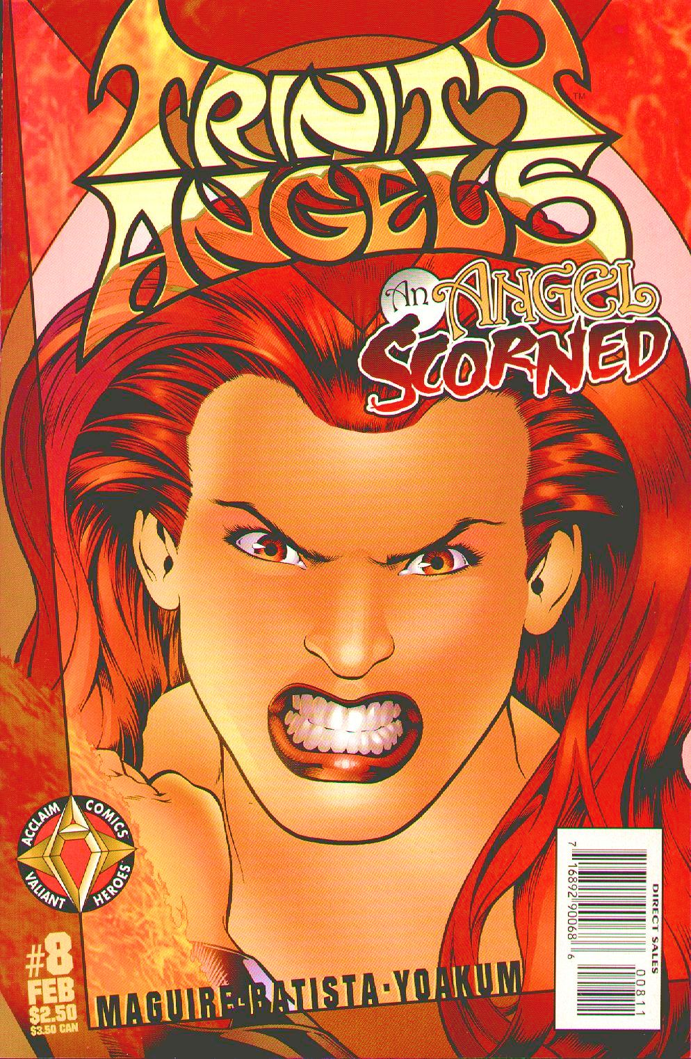 Read online Trinity Angels comic -  Issue #8 - 1