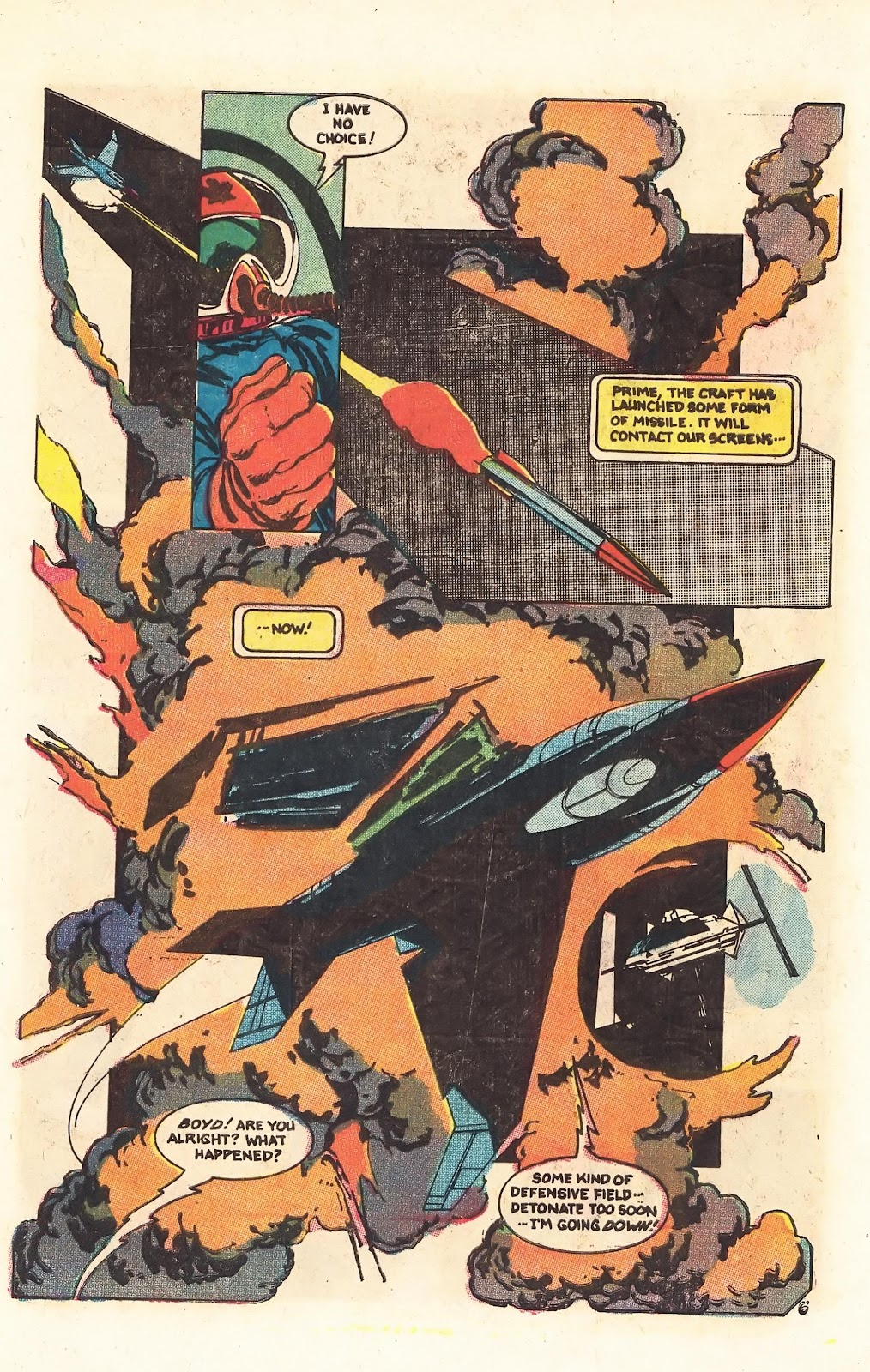 Read online Doomsday   1 (1975) comic -  Issue #3 - 9