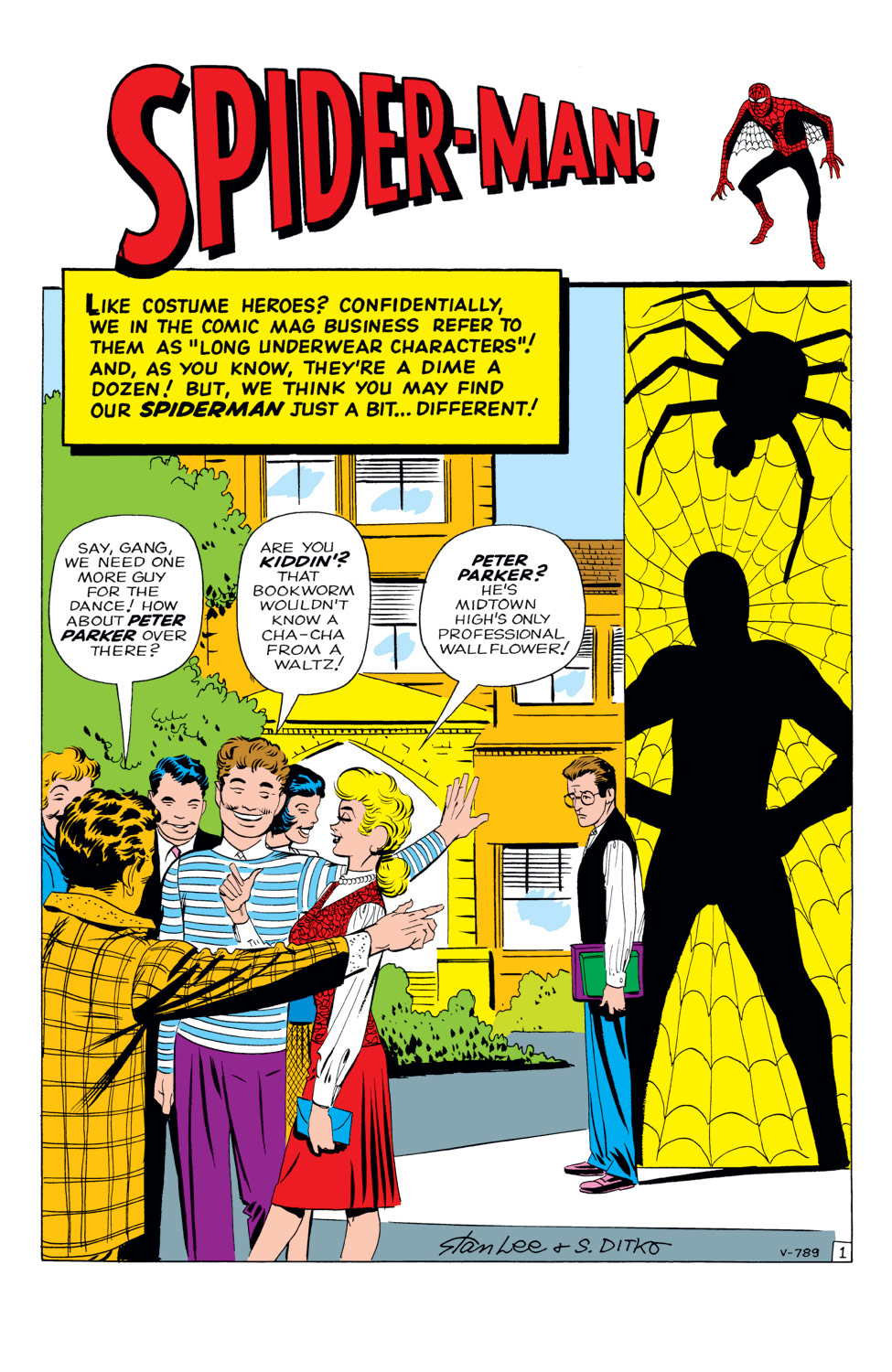 The Amazing Spider-Man (1963) 275 Page 8