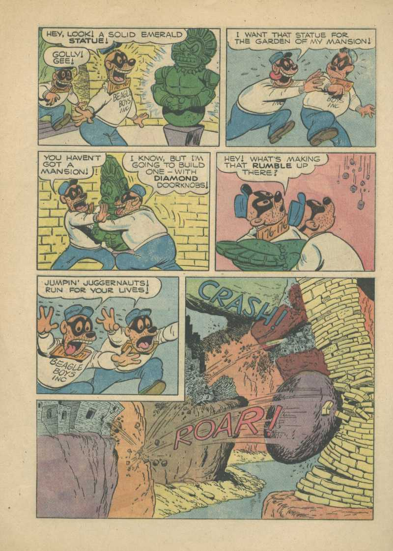 Read online Uncle Scrooge (1953) comic -  Issue #7 - 28