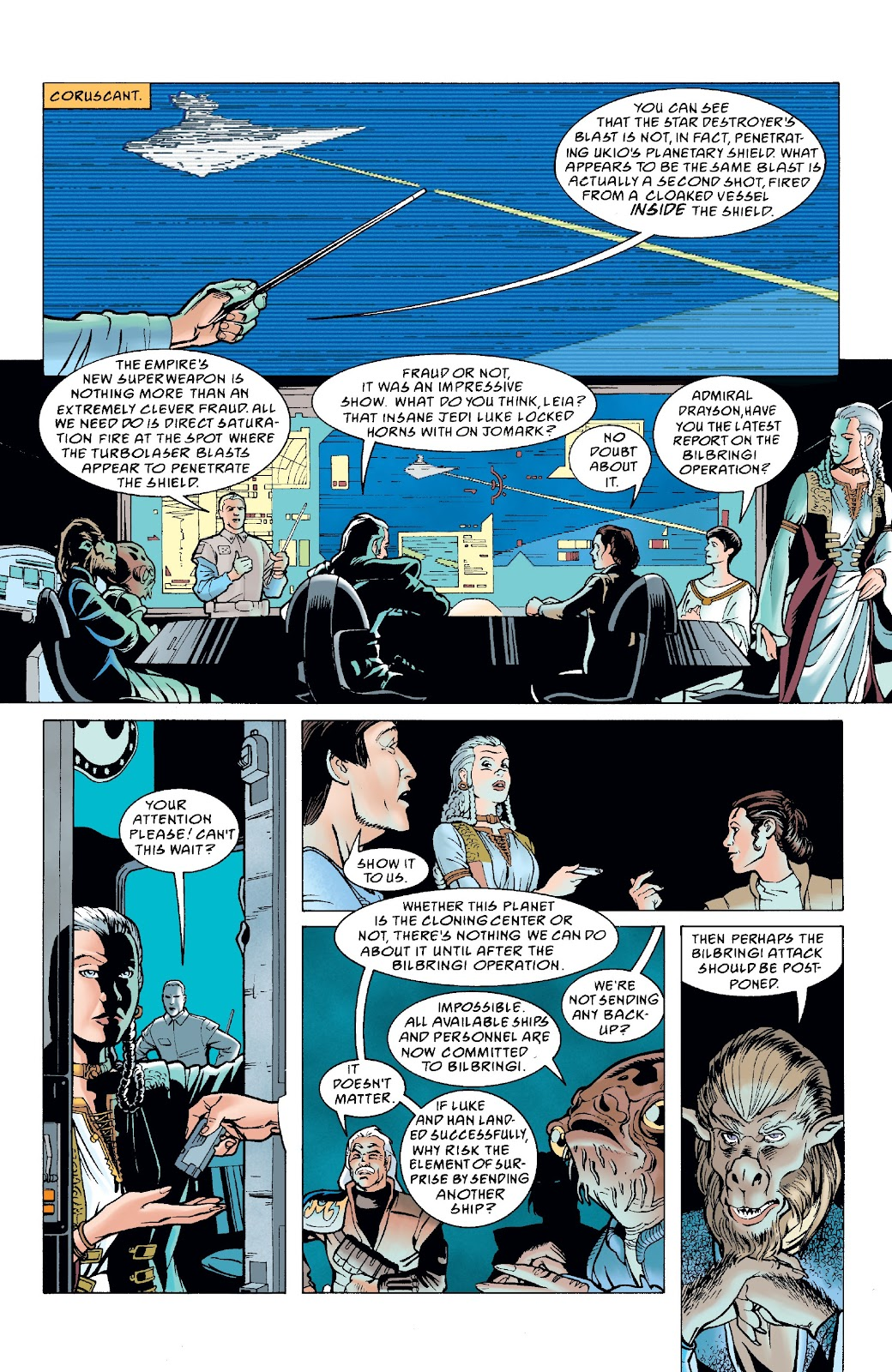 Read online Star Wars Legends: The New Republic - Epic Collection comic -  Issue # TPB 4 (Part 4) - 89