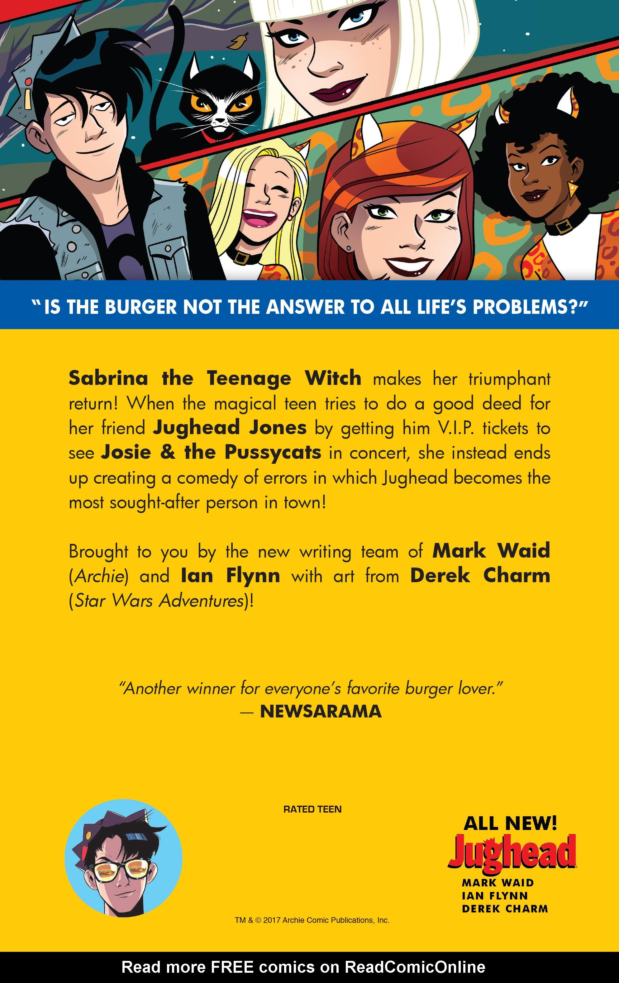 Read online Jughead (2015) comic -  Issue #15 - 30