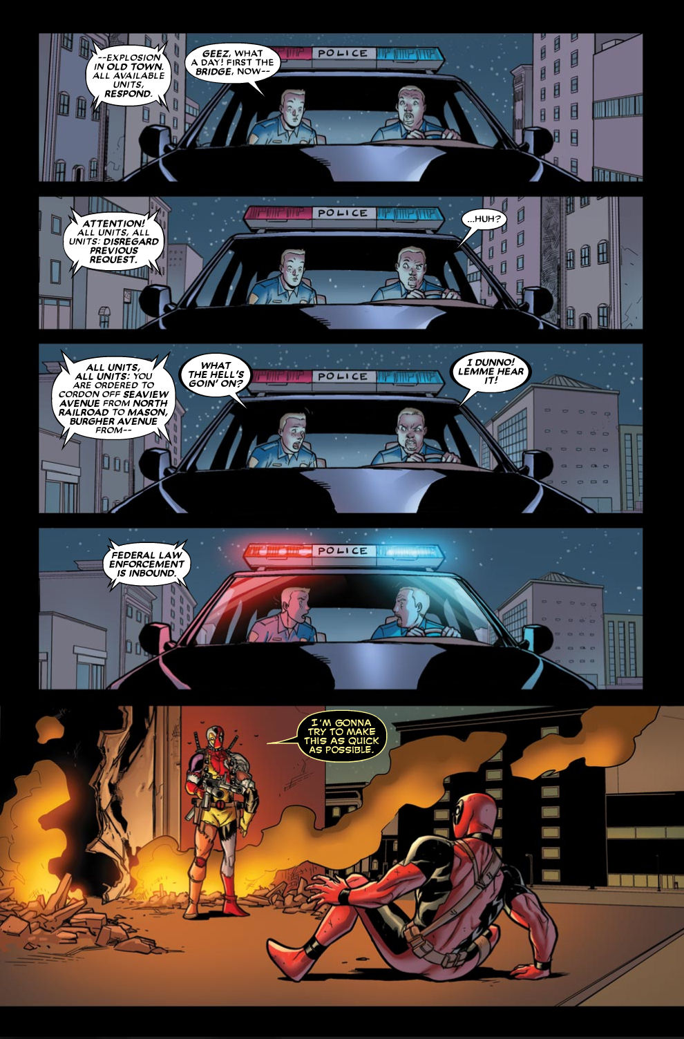 Read online Deadpool (2008) comic -  Issue #46 - 14