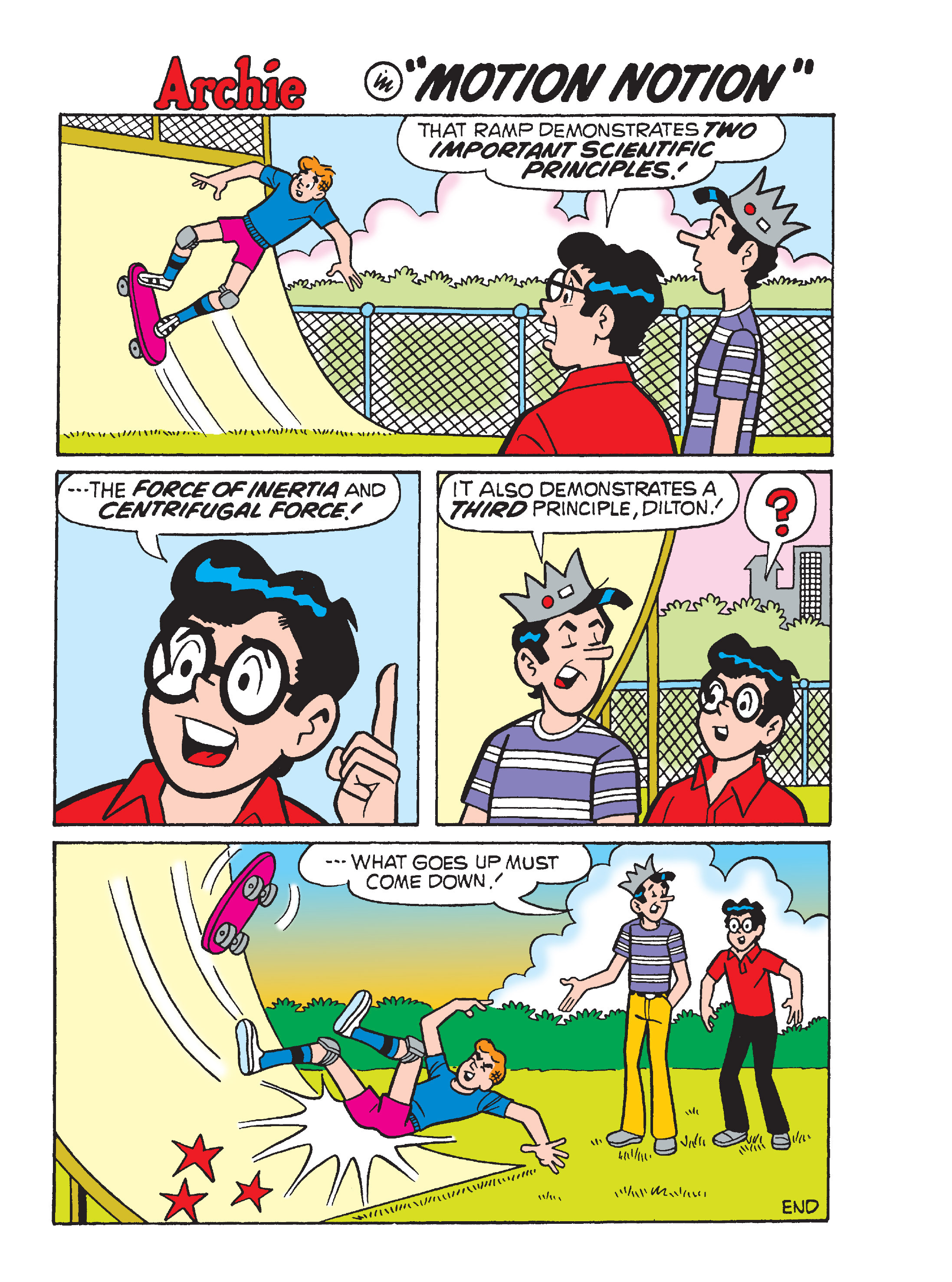 Read online Archie's Funhouse Double Digest comic -  Issue #15 - 59