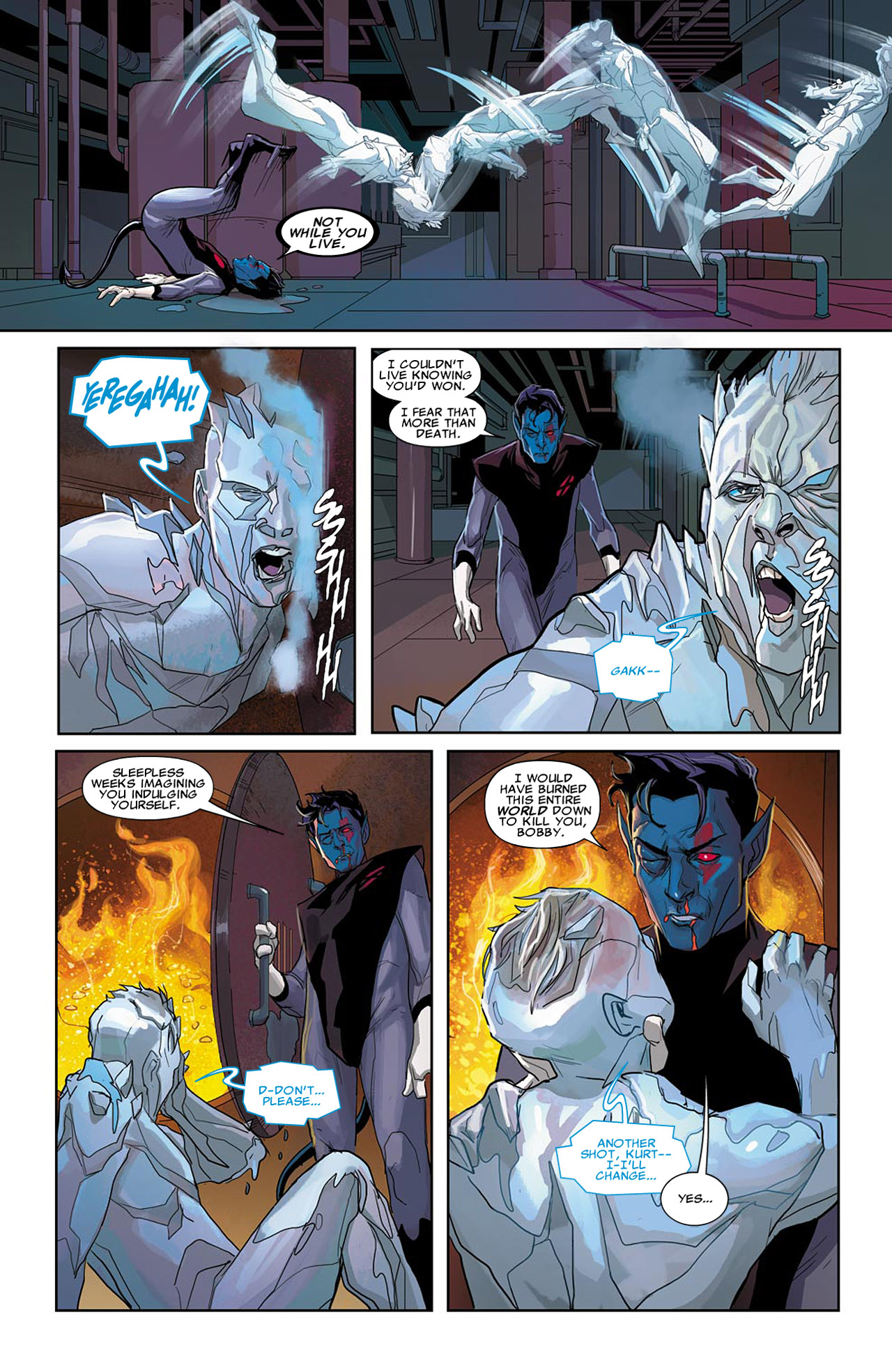 Uncanny X-Force (2010) #24 #26 - English 17