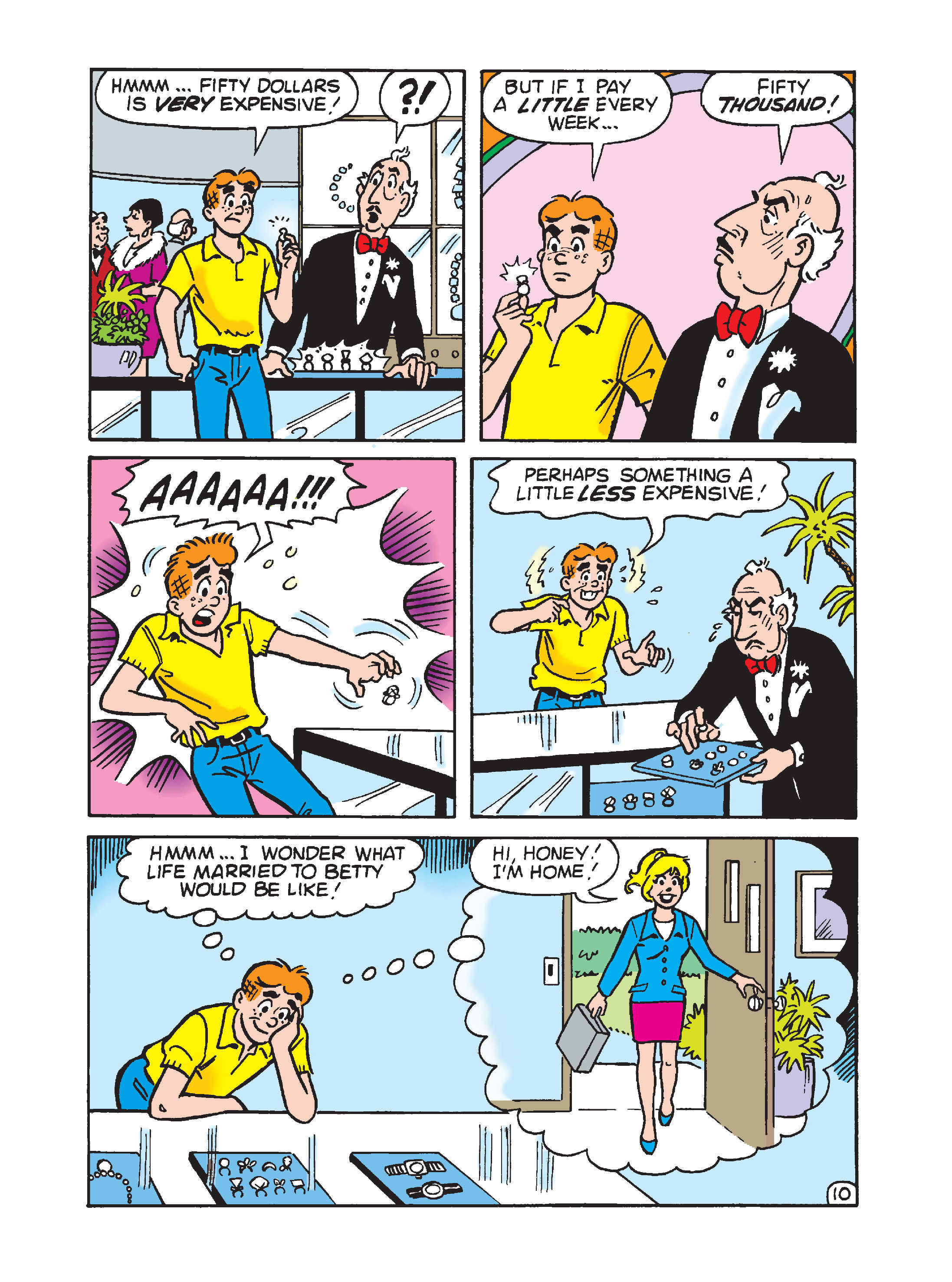 Read online Archie 1000 Page Comics Bonanza comic -  Issue #2 (Part 2) - 32