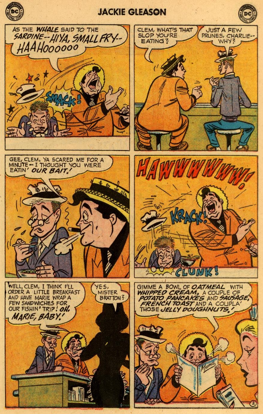 Jackie Gleason and the Honeymooners issue 8 - Page 17