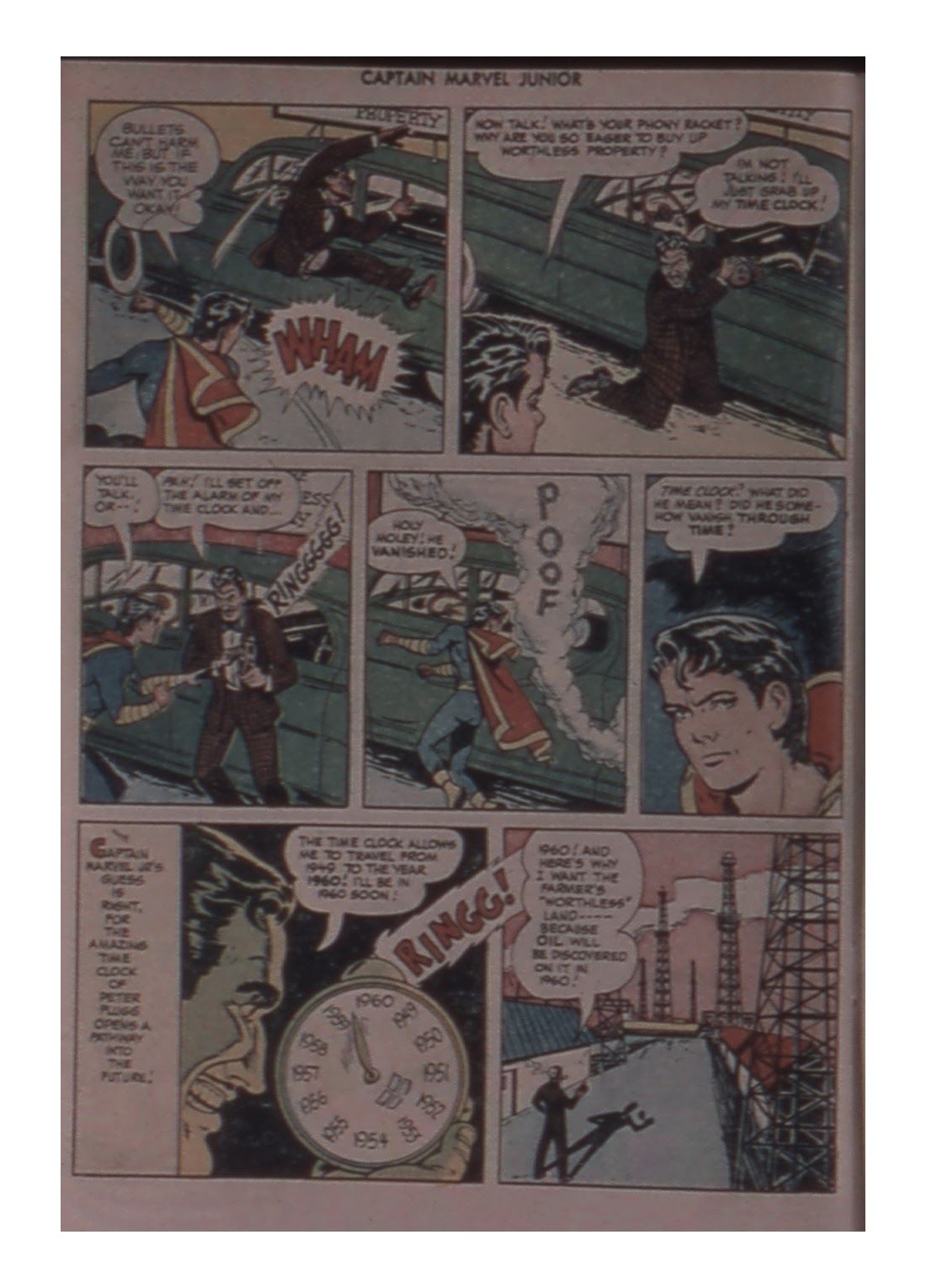 Captain Marvel, Jr. issue 81 - Page 22