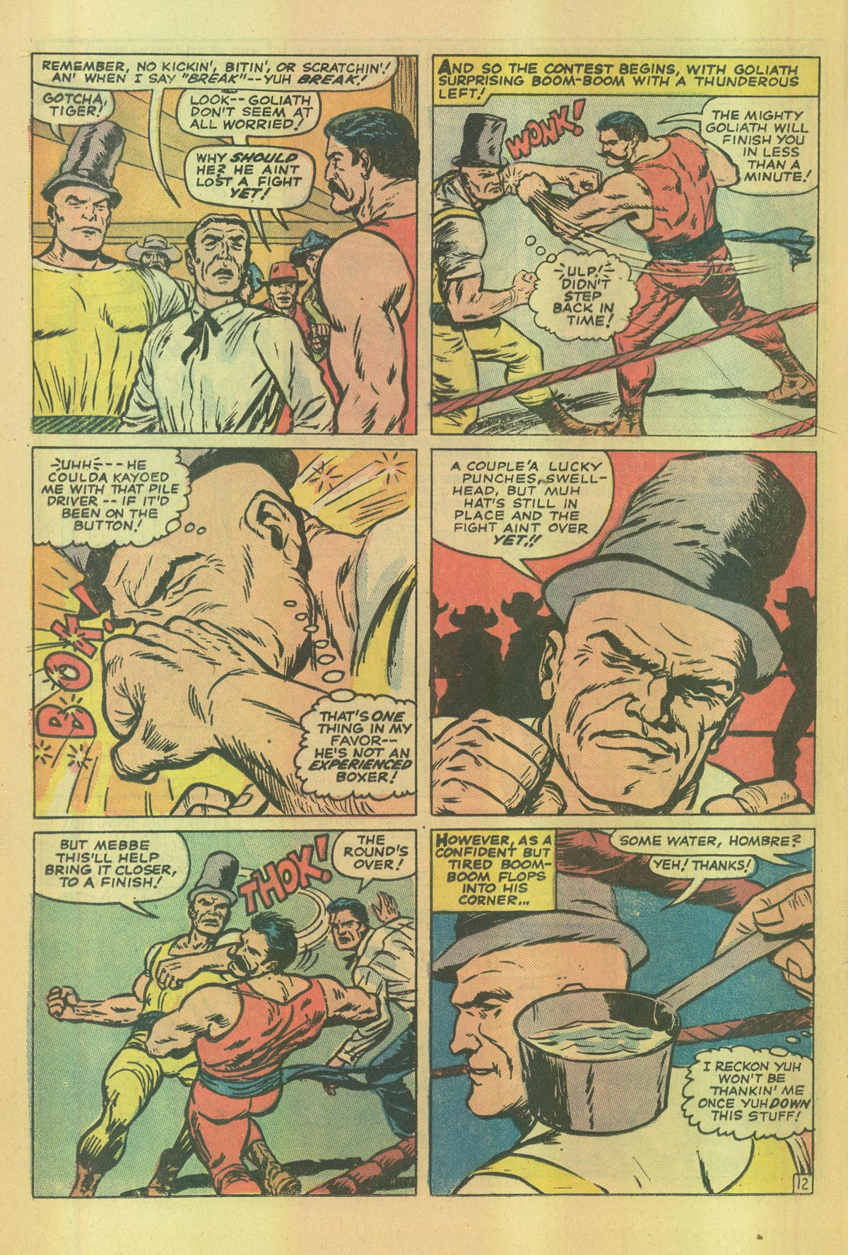 Read online Two-Gun Kid comic -  Issue #114 - 20
