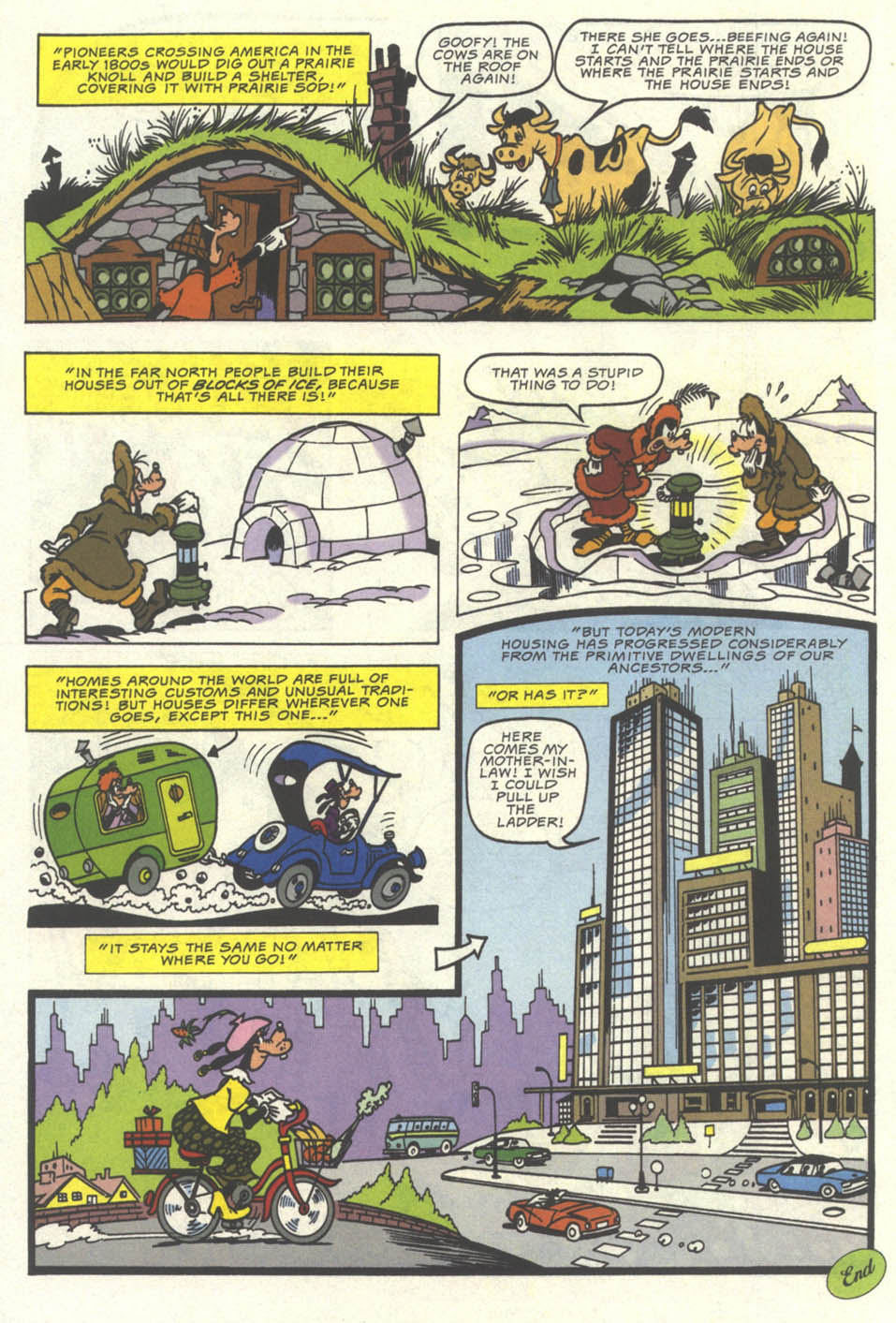 Walt Disney's Comics and Stories issue 577 - Page 16