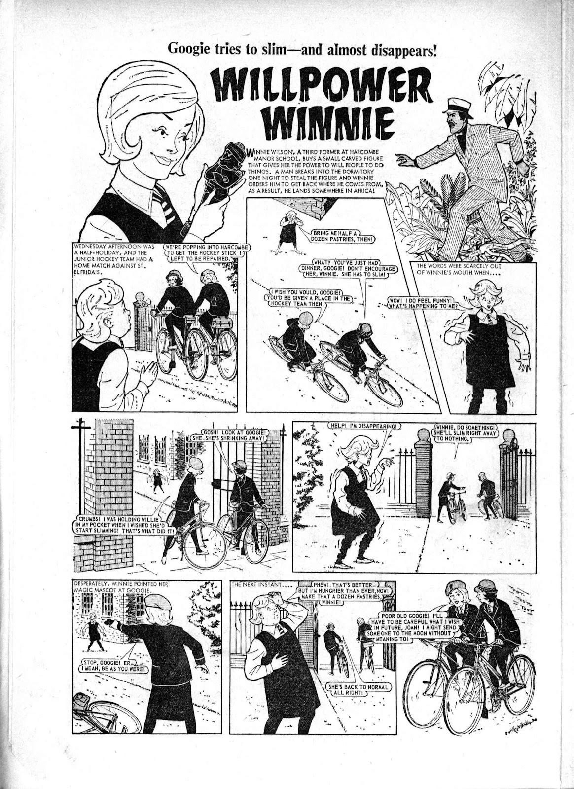 Comic Judy issue 97