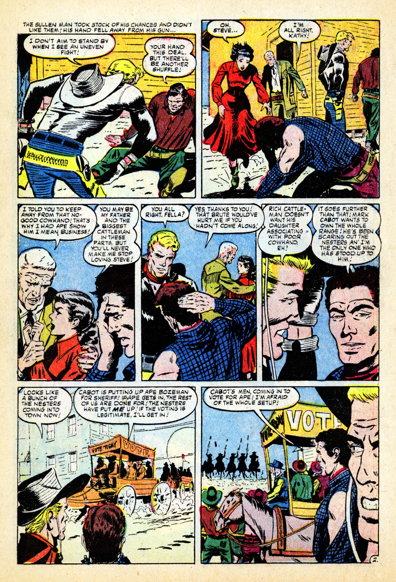 Read online Two-Gun Kid comic -  Issue #26 - 4