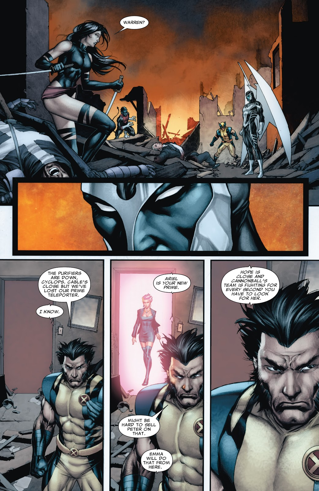Read online X-Men: Second Coming comic -  Issue # _TPB (Part 1) - 83