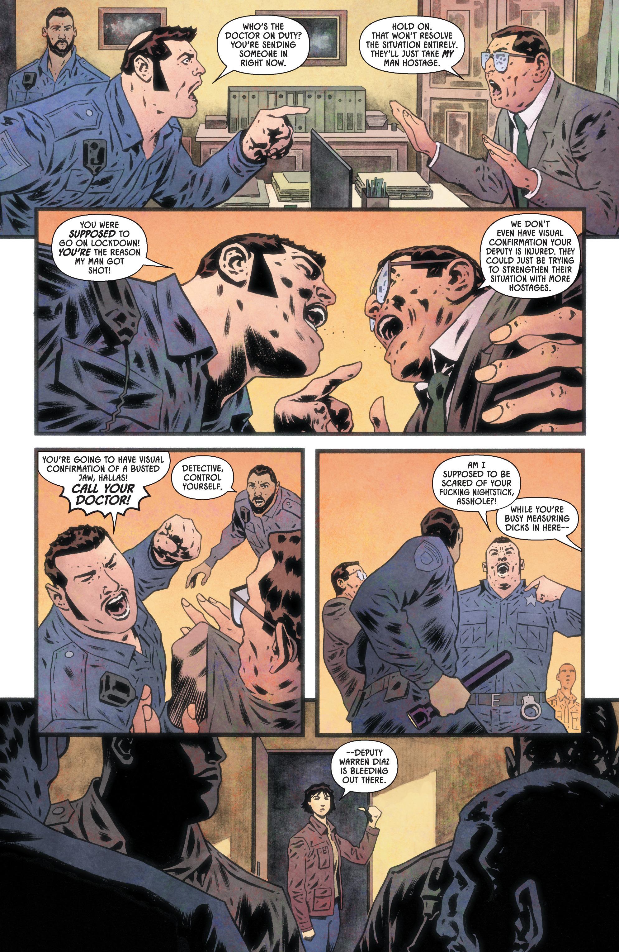 Read online Dead Inside comic -  Issue #5 - 8
