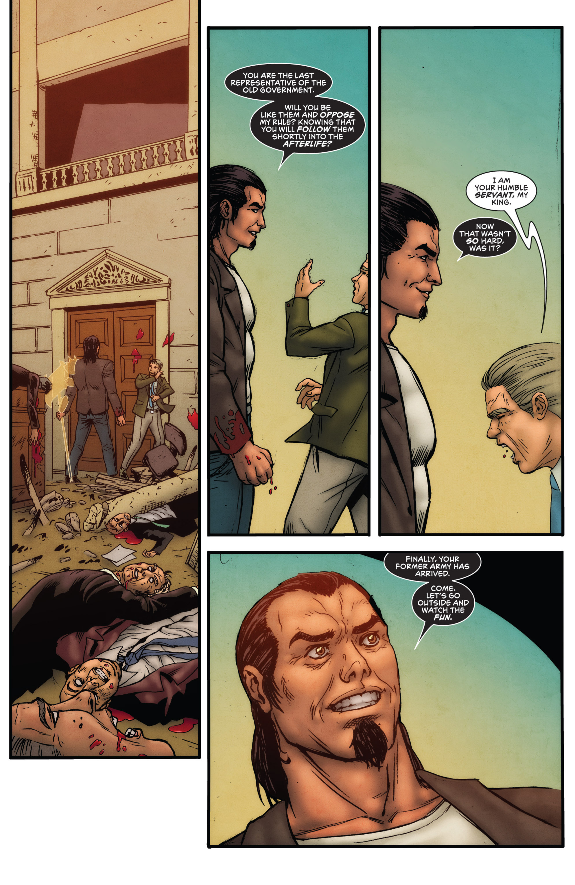 Read online Grimm Fairy Tales presents Grimm Universe comic -  Issue # TPB - 20