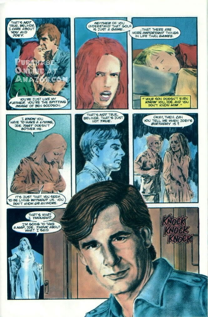 Read online Quantum Leap comic -  Issue #7 - 8