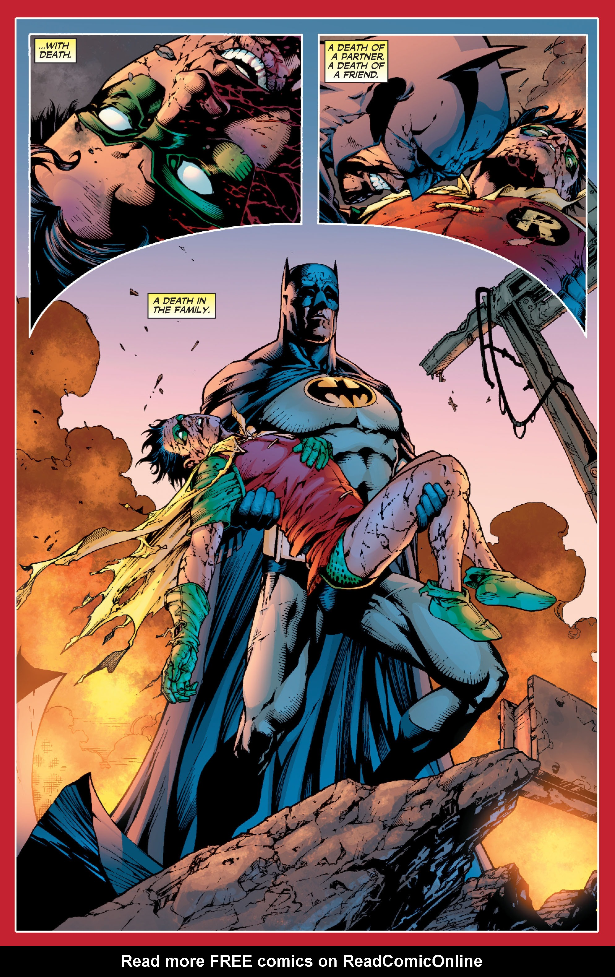 Read online Batman: Under The Red Hood comic -  Issue # Full - 323
