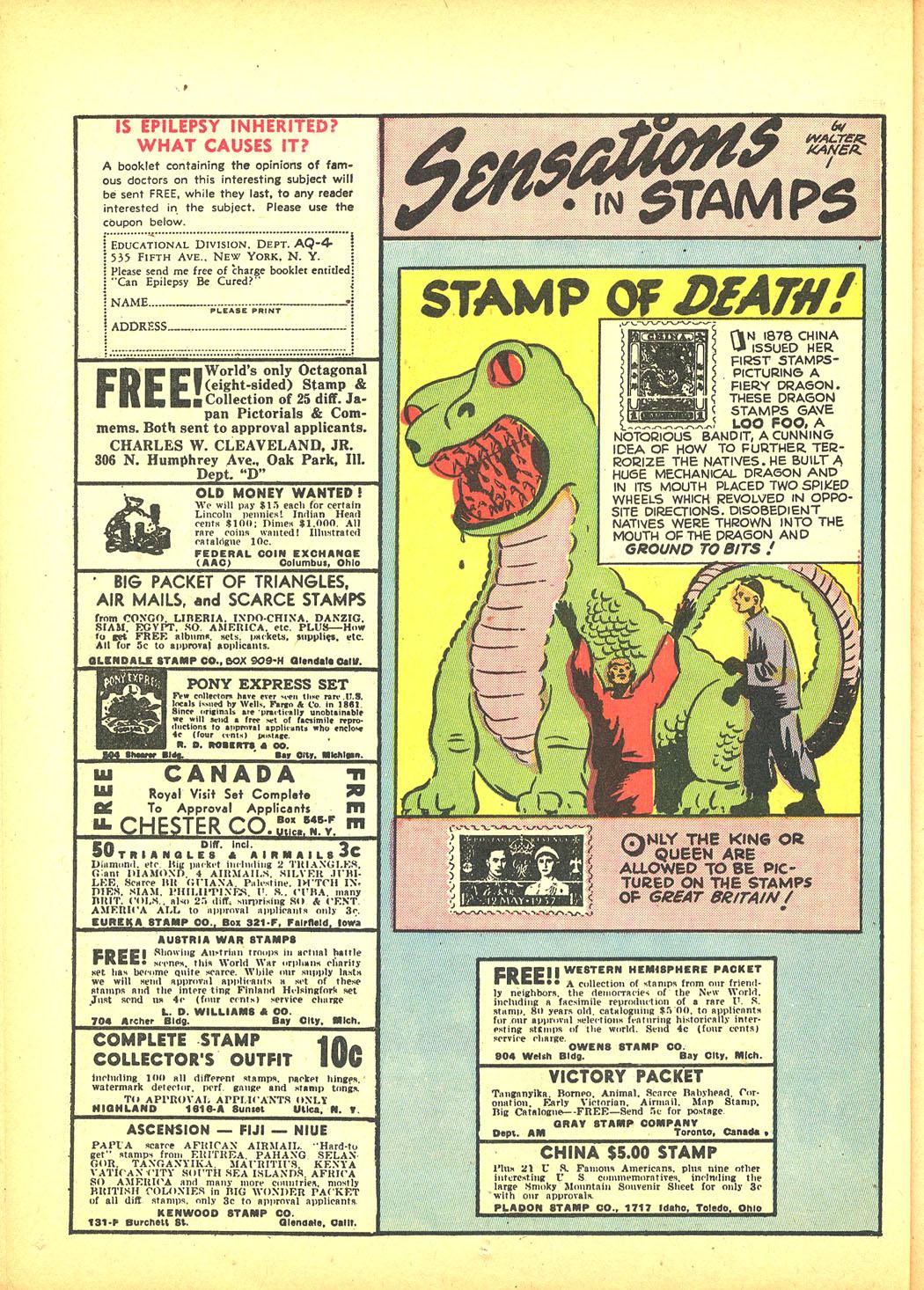Read online Sensation (Mystery) Comics comic -  Issue #4 - 48