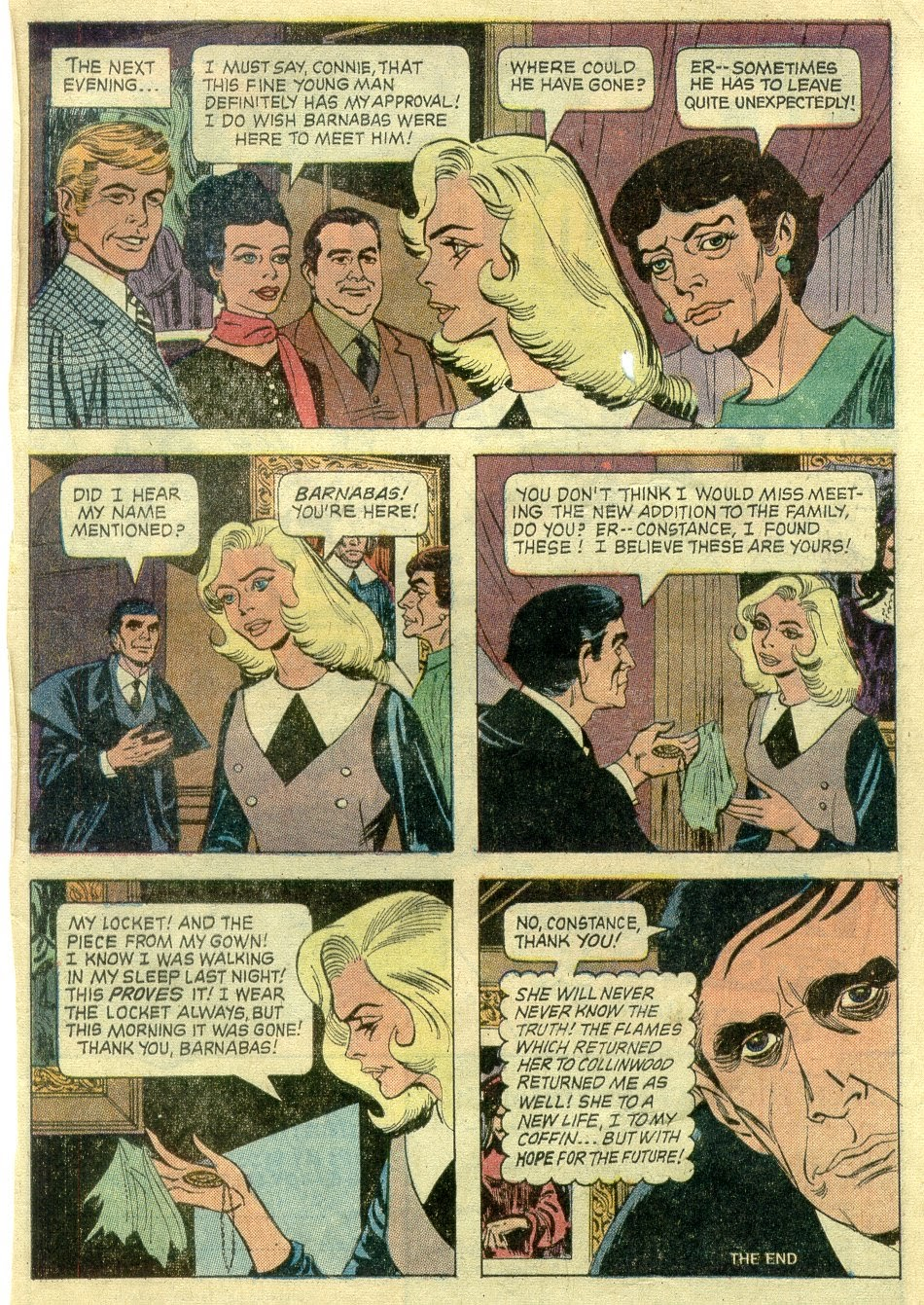 Dark Shadows (1969) 13 Page 26
