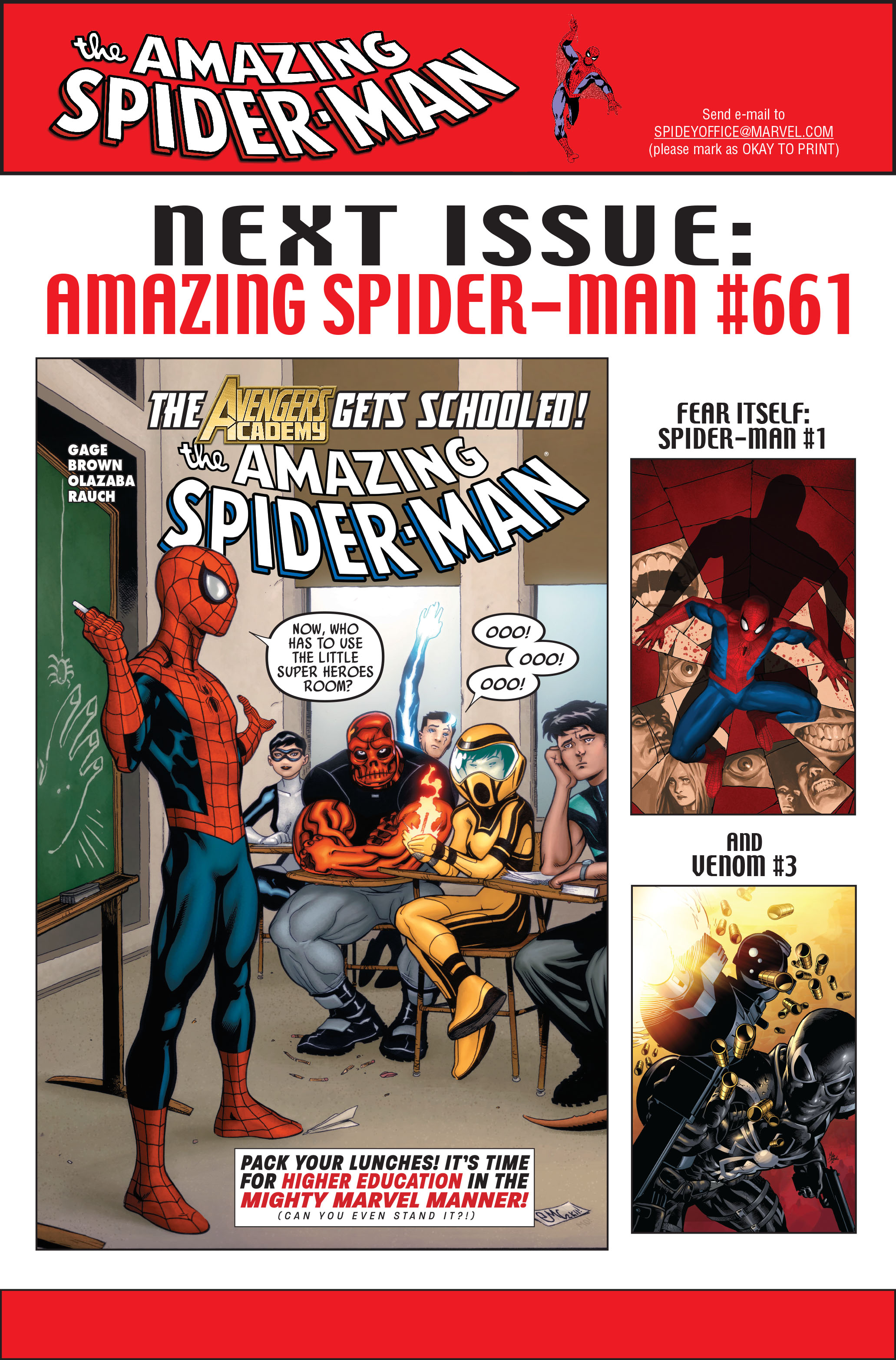 The Amazing Spider-Man (1963) 660 Page 32