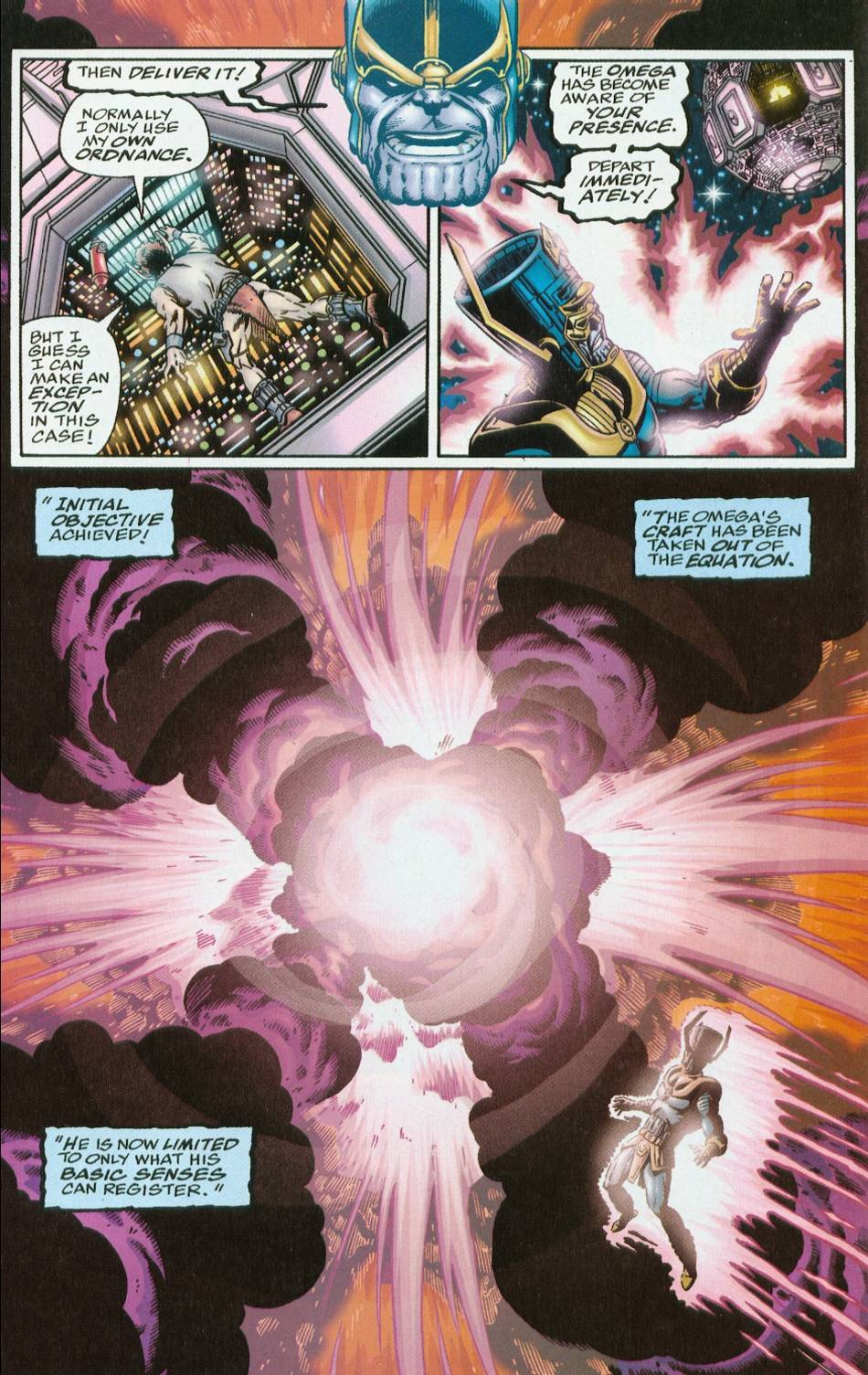 Read online Infinity Abyss comic -  Issue #6 - 24