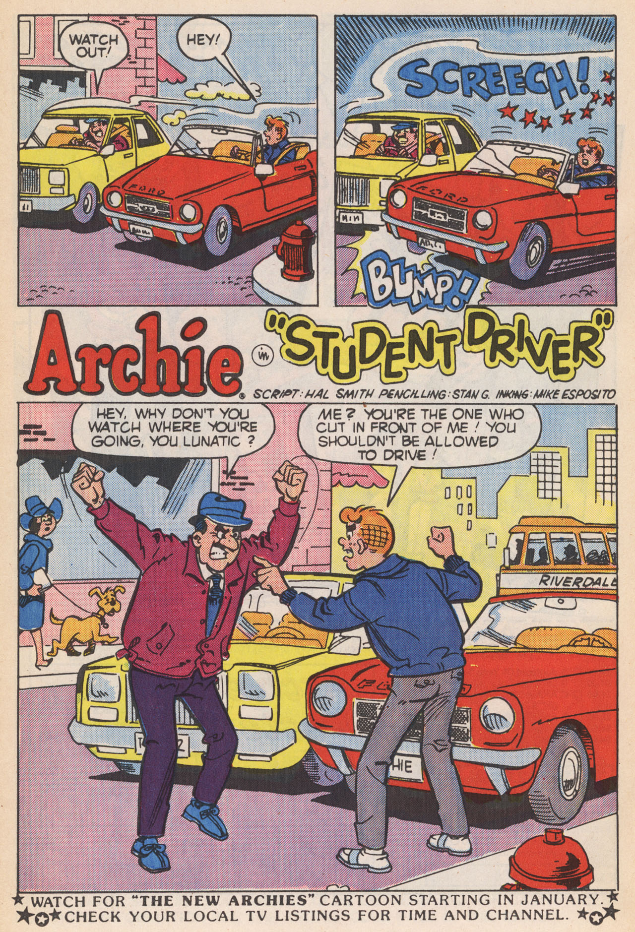 Read online Archie (1960) comic -  Issue #364 - 20