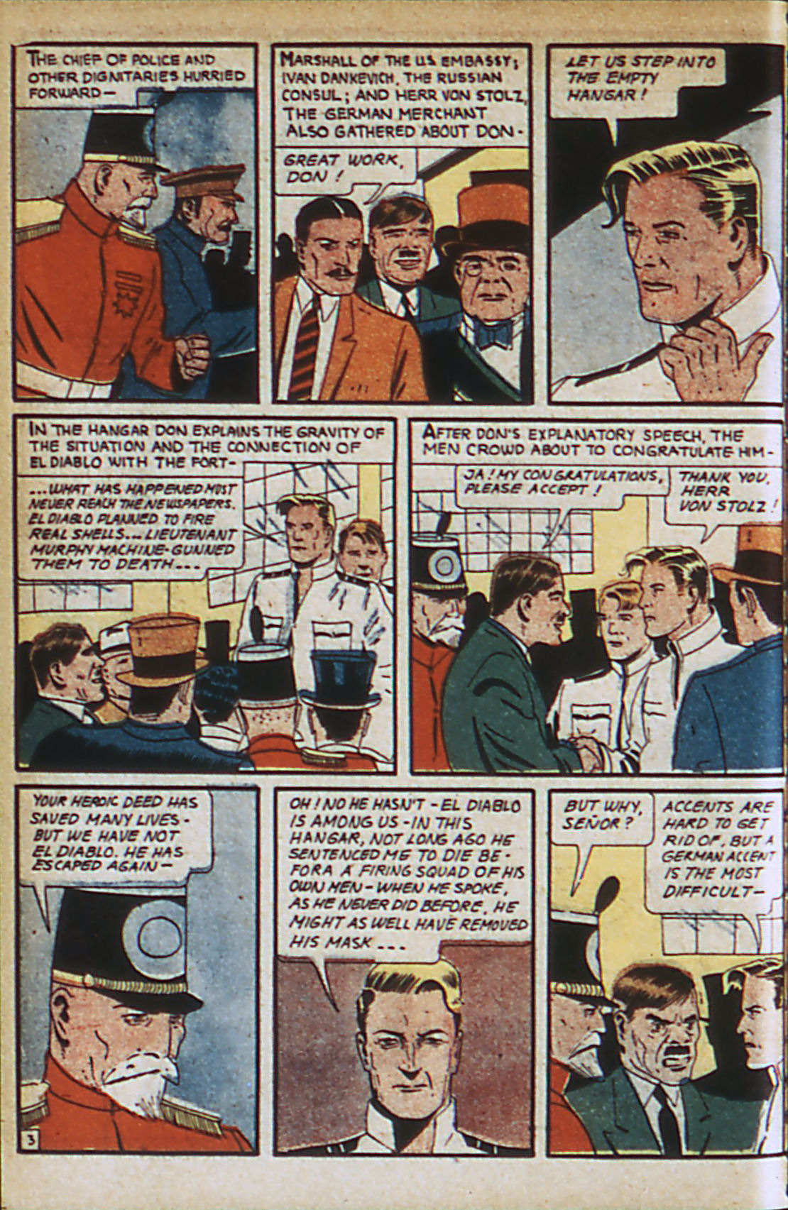 Read online Adventure Comics (1938) comic -  Issue #37 - 63