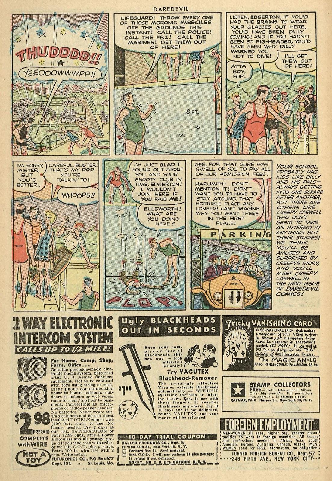 Daredevil (1941) issue 101 - Page 22