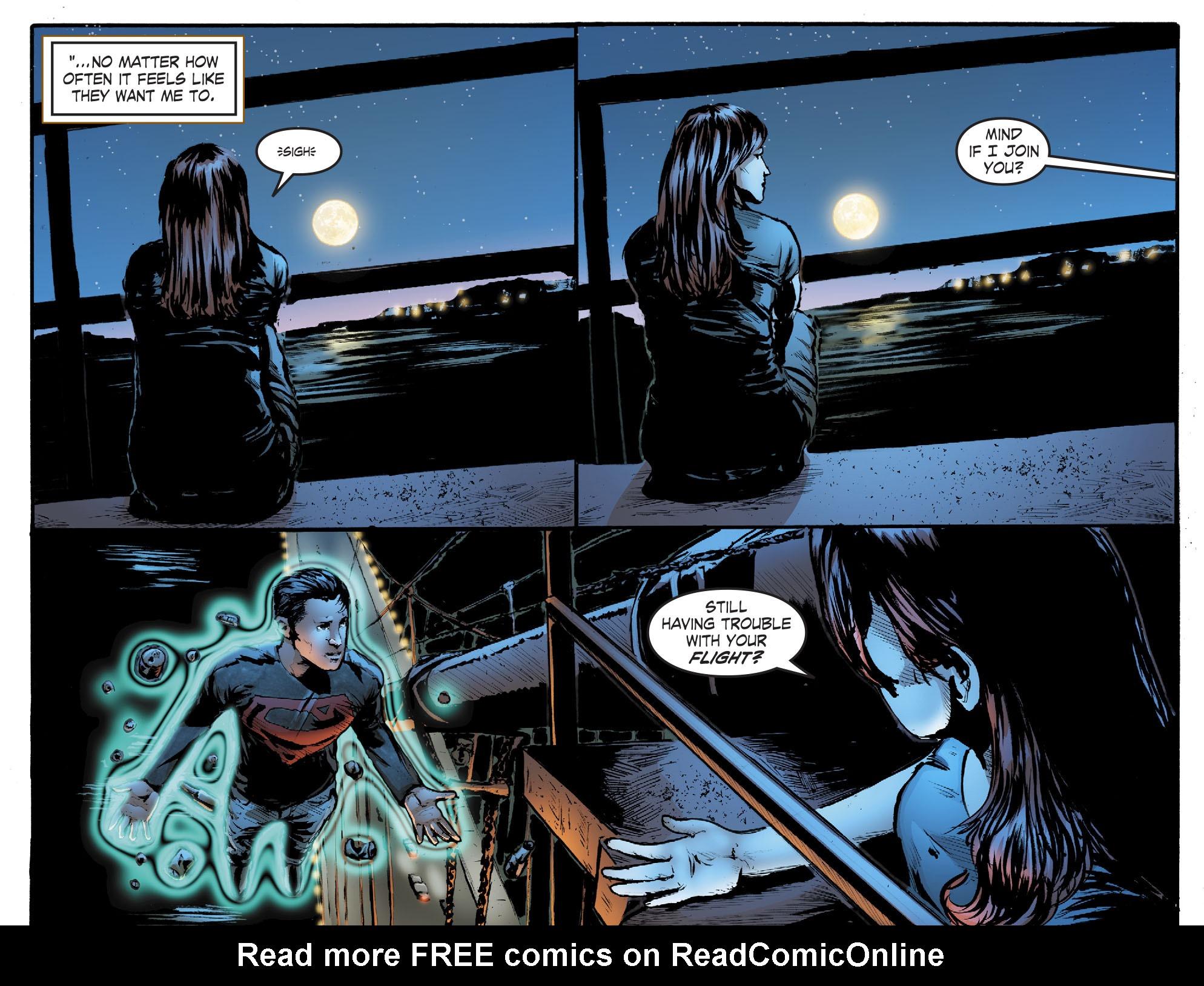 Read online Smallville: Titans comic -  Issue #2 - 15