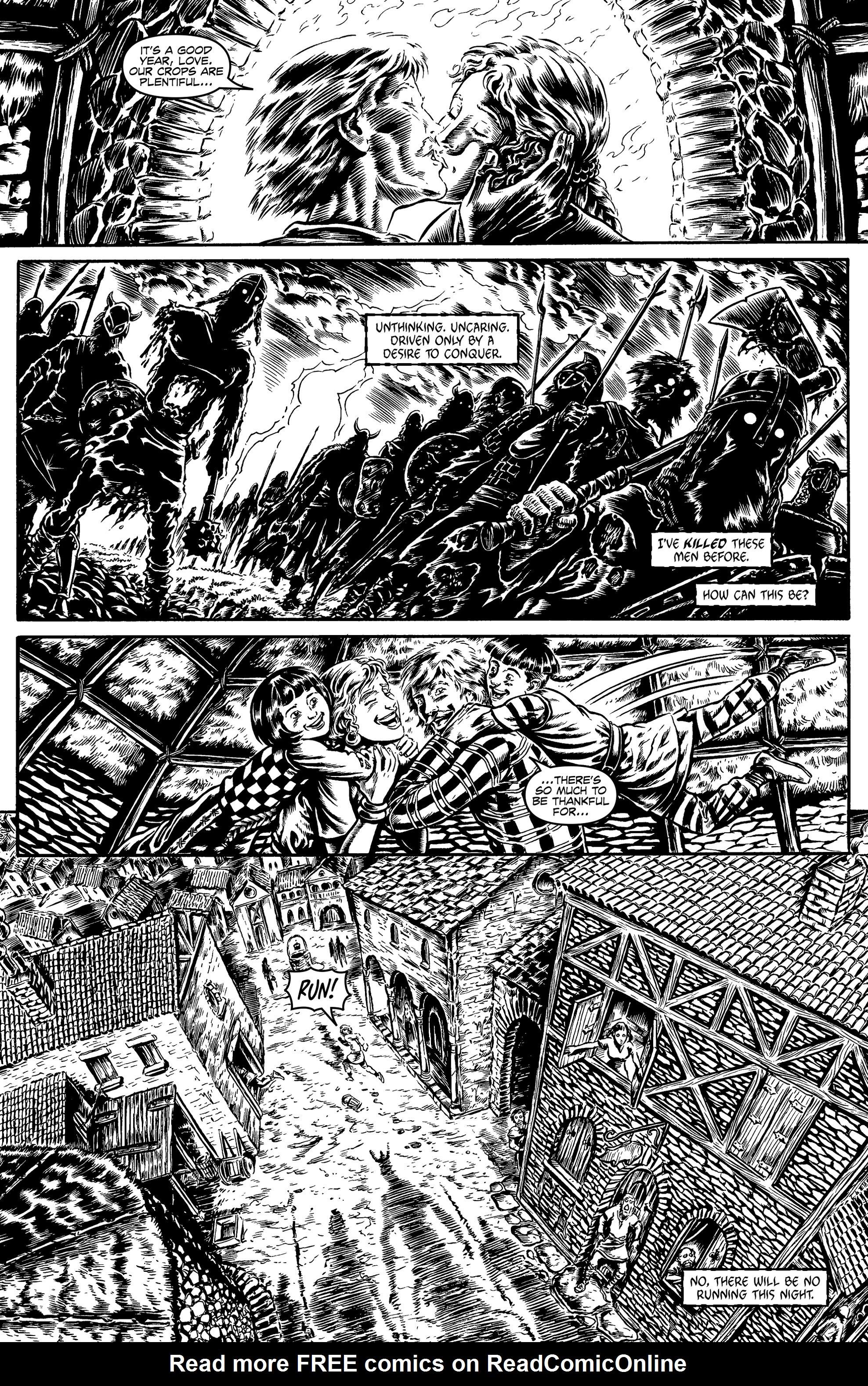 Read online Belladonna: Origins comic -  Issue #1 - 15