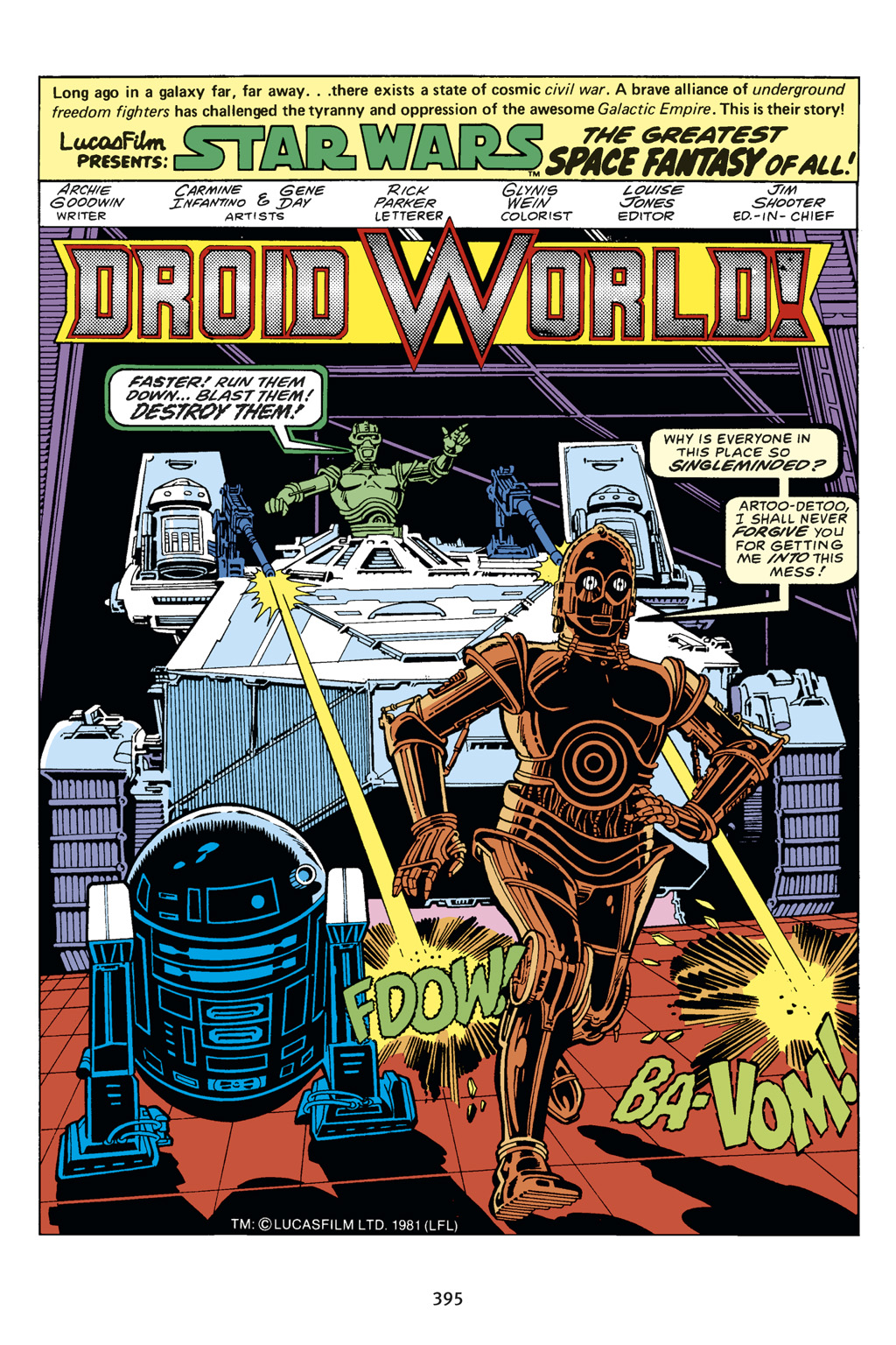 Read online Star Wars Omnibus comic -  Issue # Vol. 14 - 390