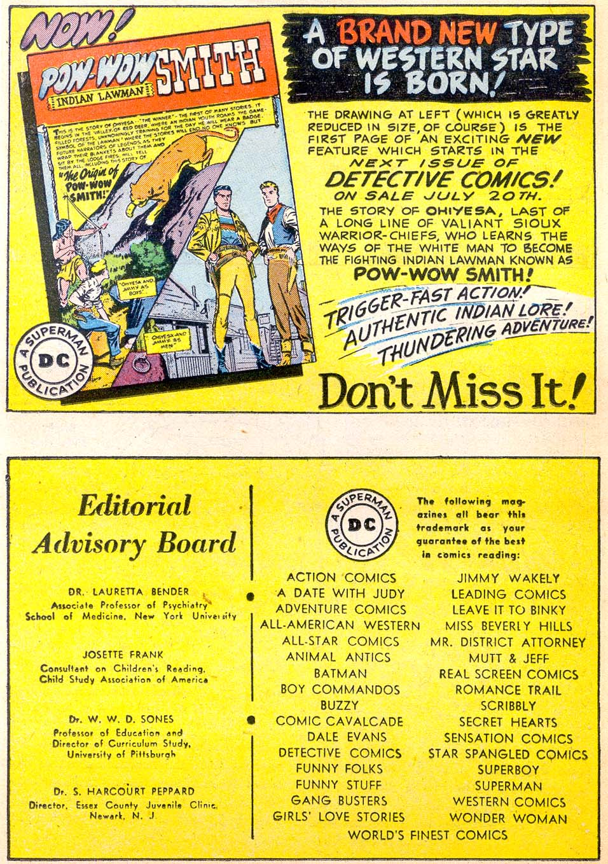 Read online Adventure Comics (1938) comic -  Issue #144 - 33