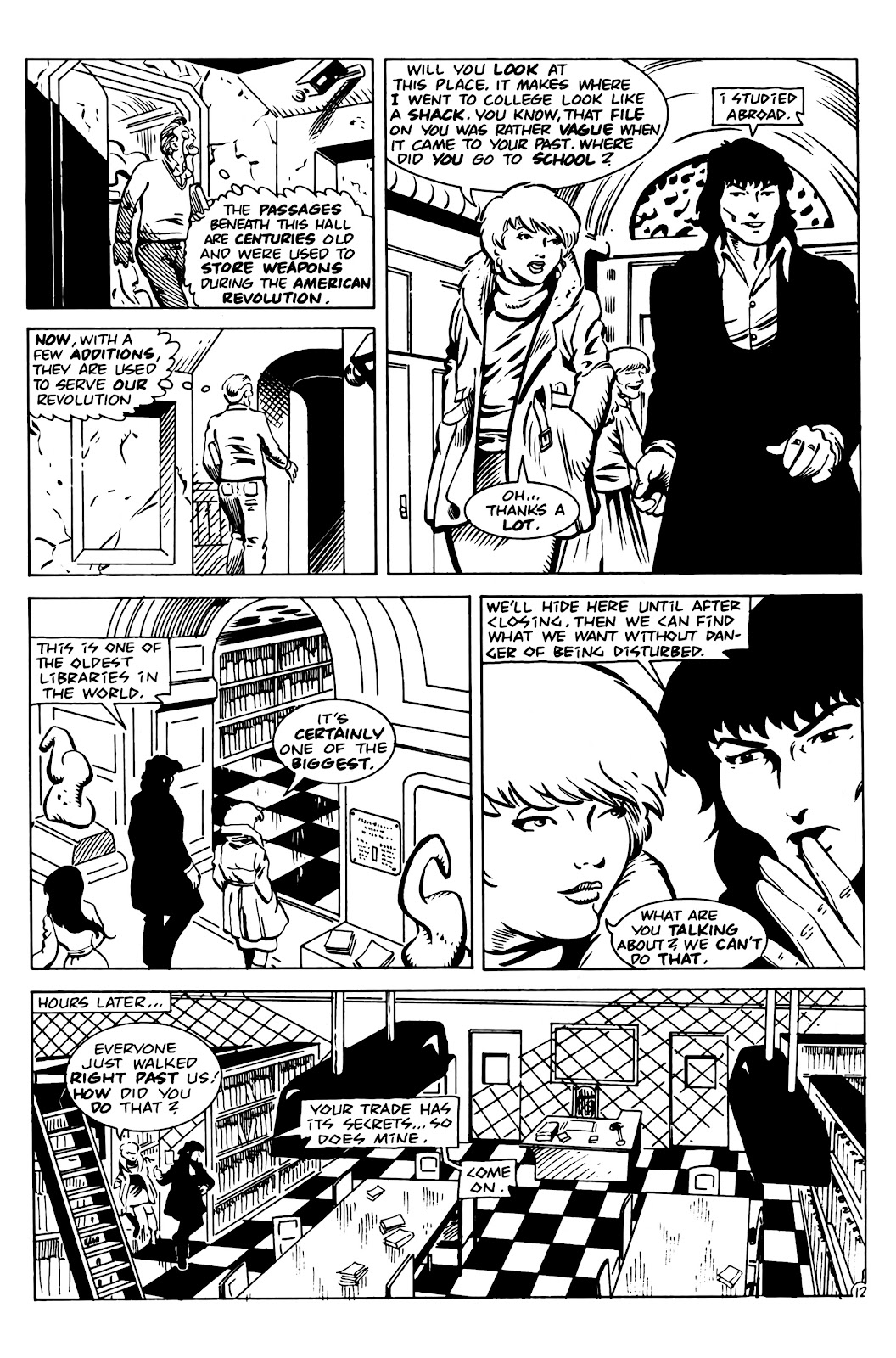 Eagle issue 14 - Page 14